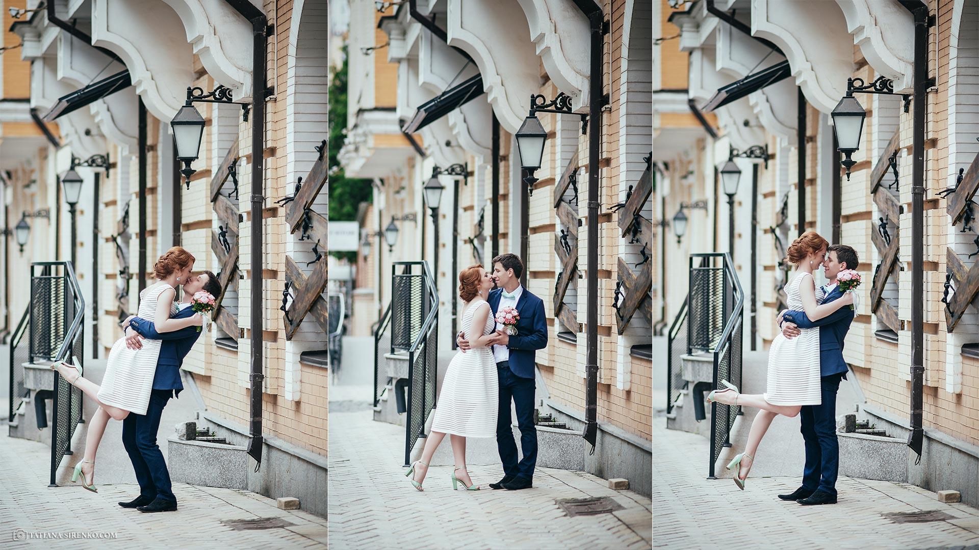 Свадебный фотограф воздвиженка