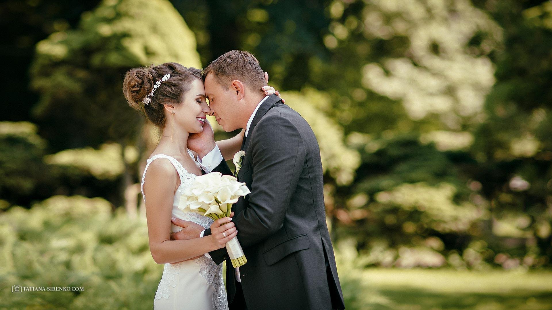Свадебные фото Прага