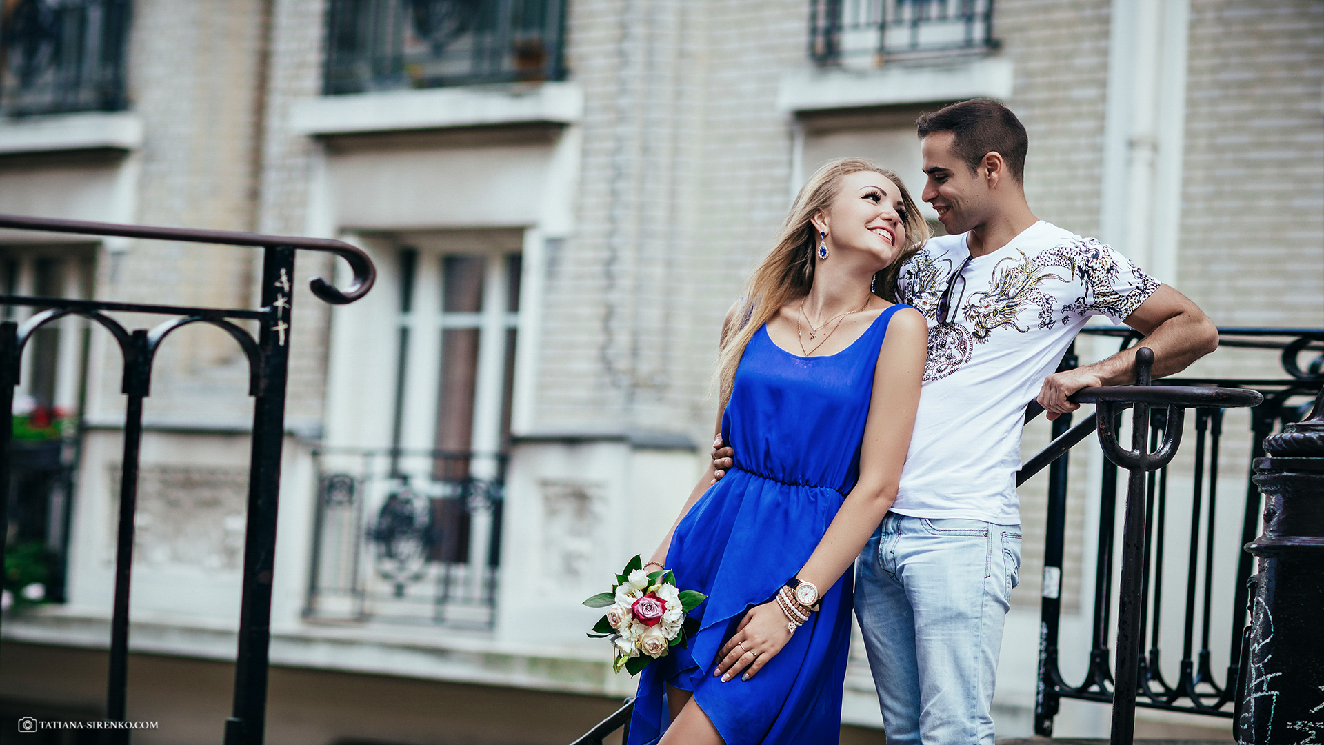 Lovе story in Paris