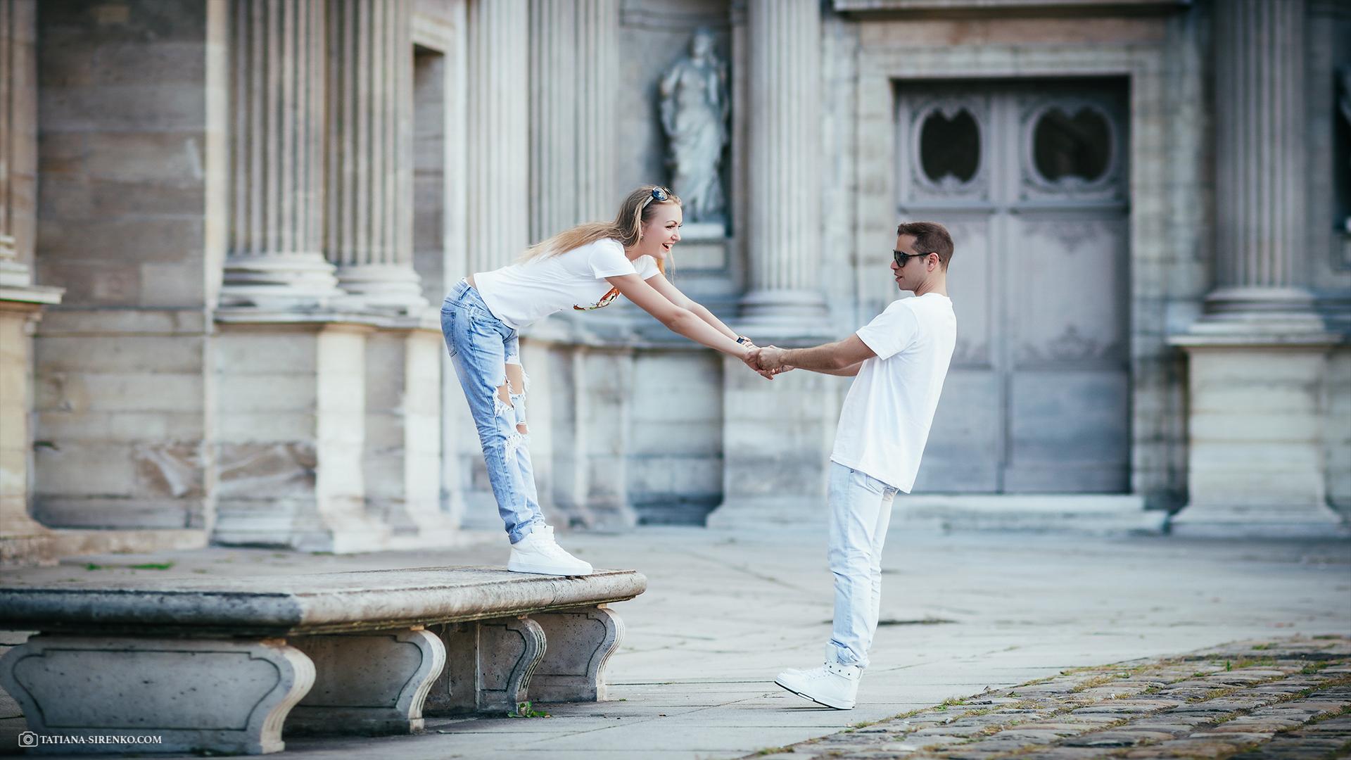 Love Story in France