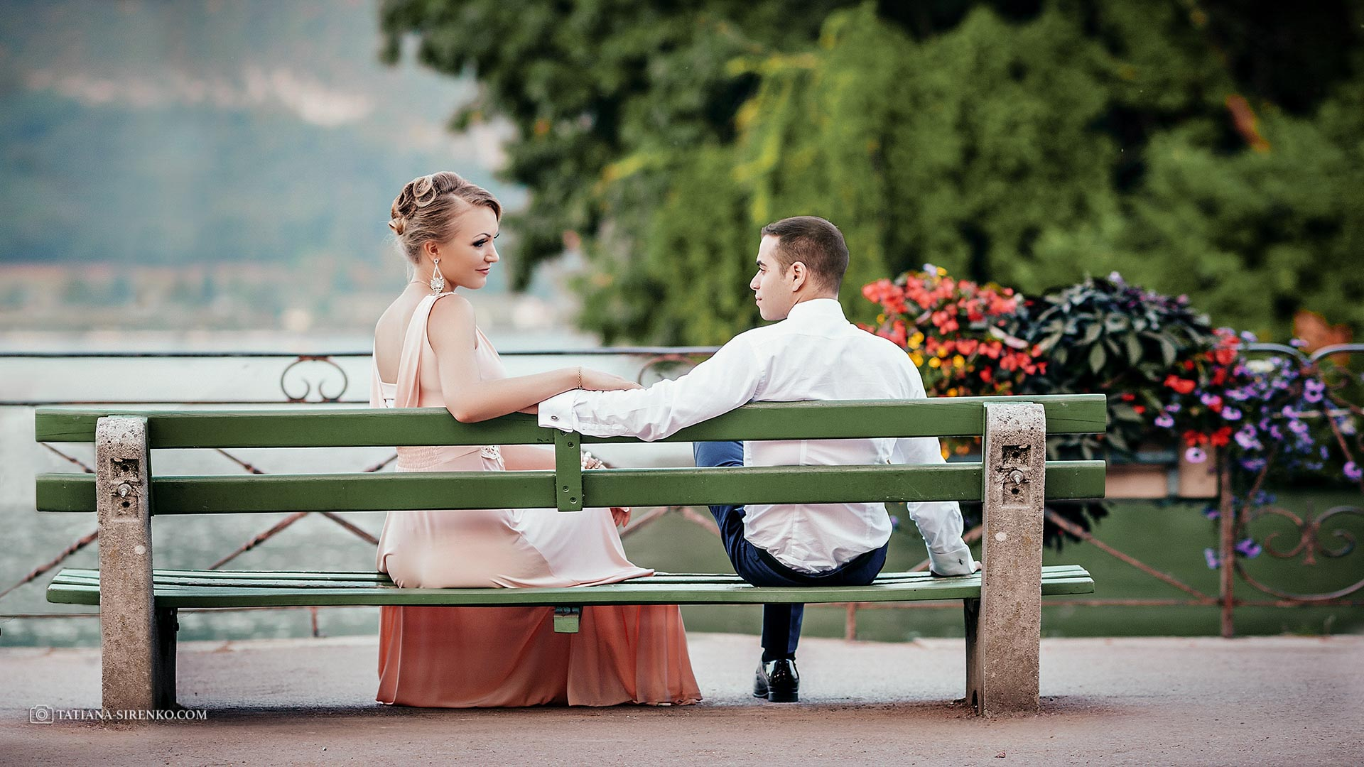 Wedding photography in Switzerland