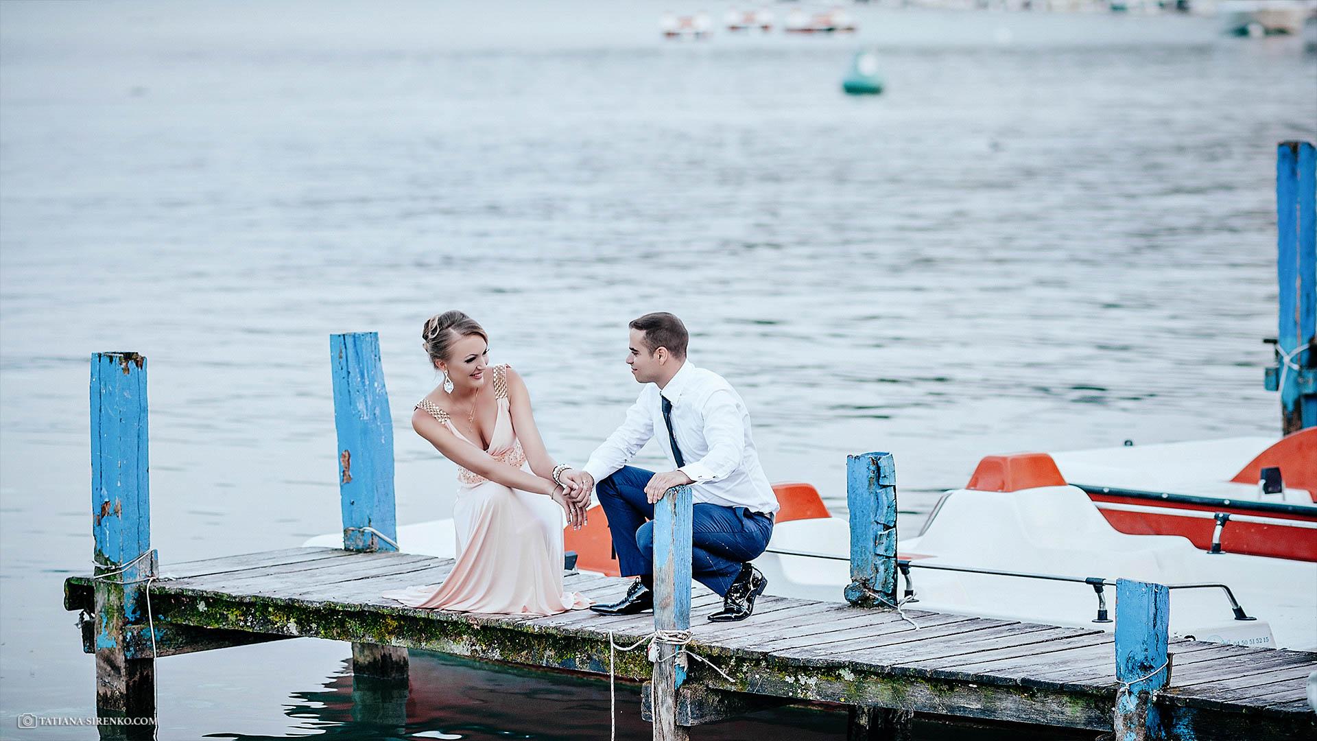Свадебная съемка в Швейцарии