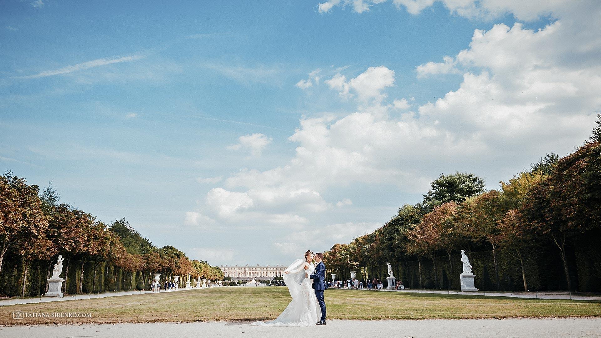 Профессиональный фотограф в Париже