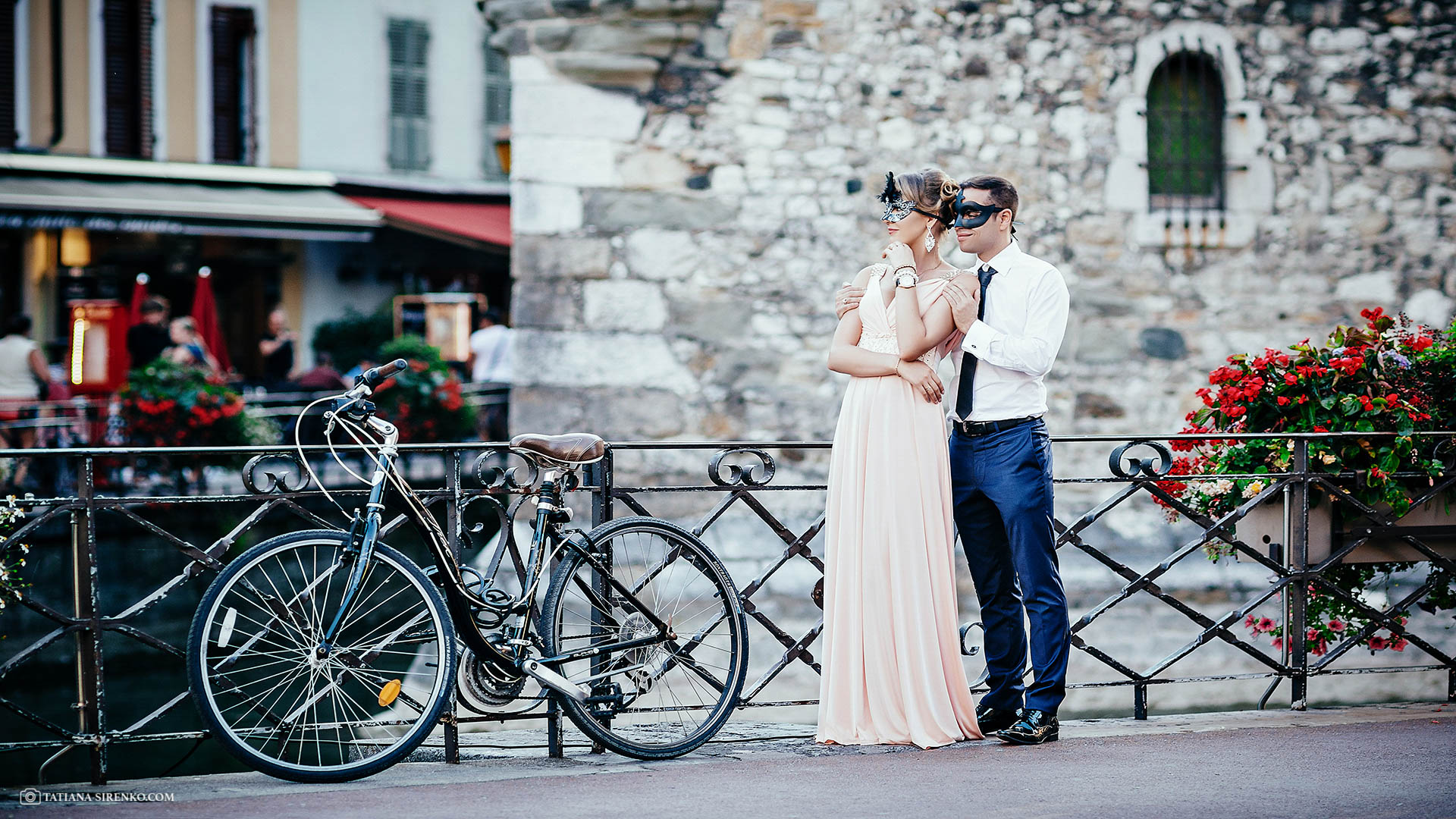 Photoshoot Love Story in France