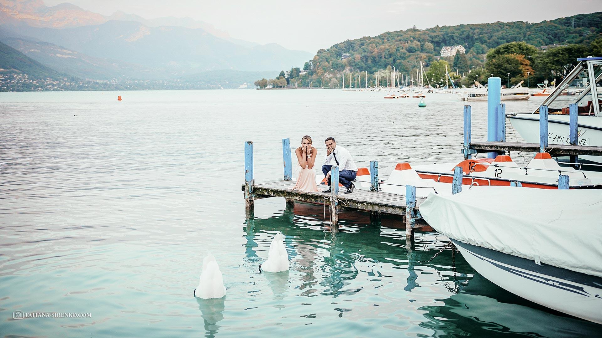 Свадебный фотограф в Швейцарии