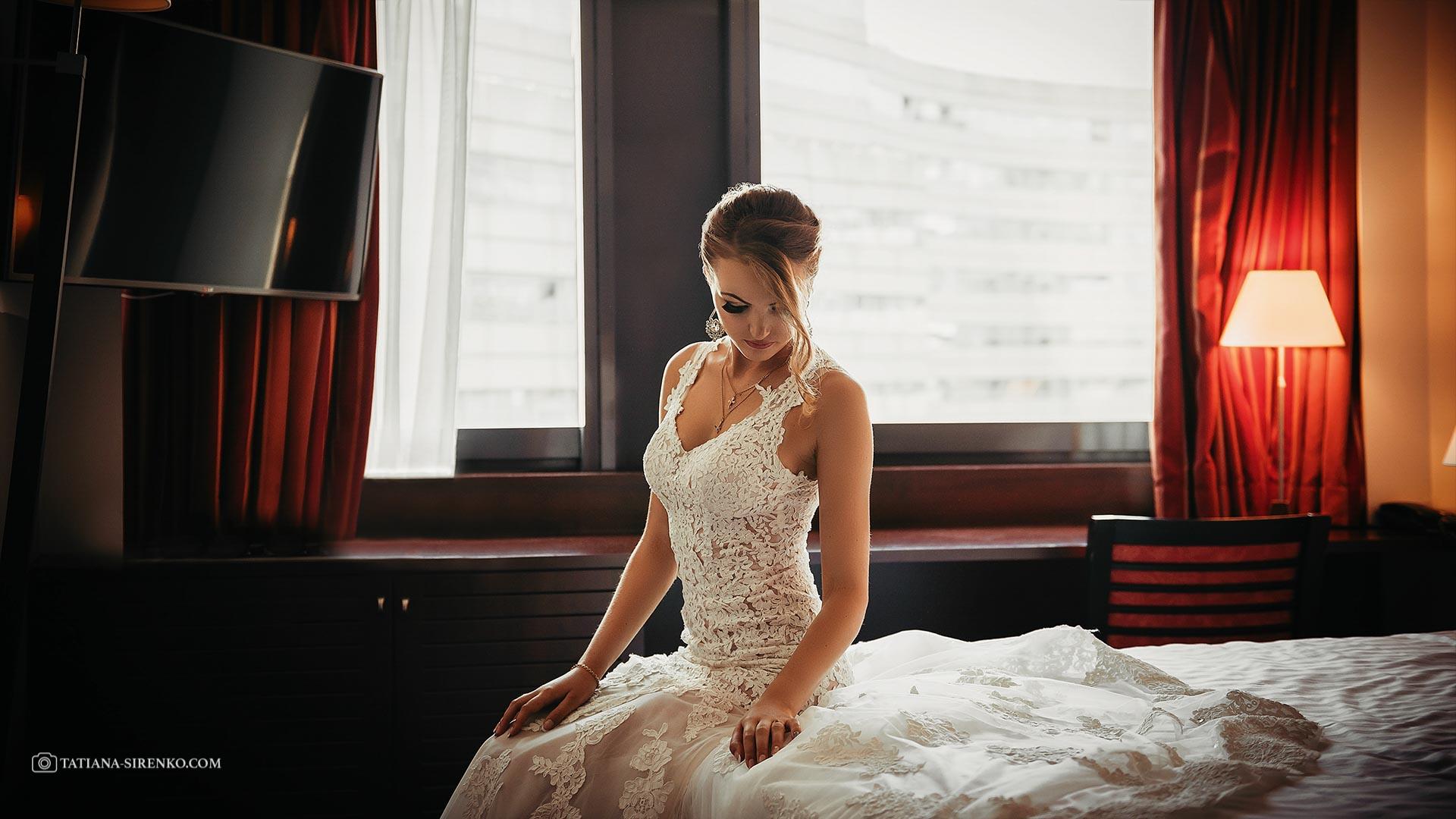 Свадебная фотосъемка Франция