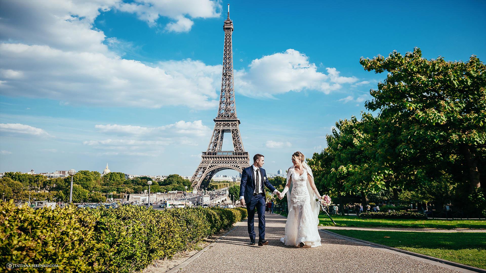 Фотограф на свадьбу Франция