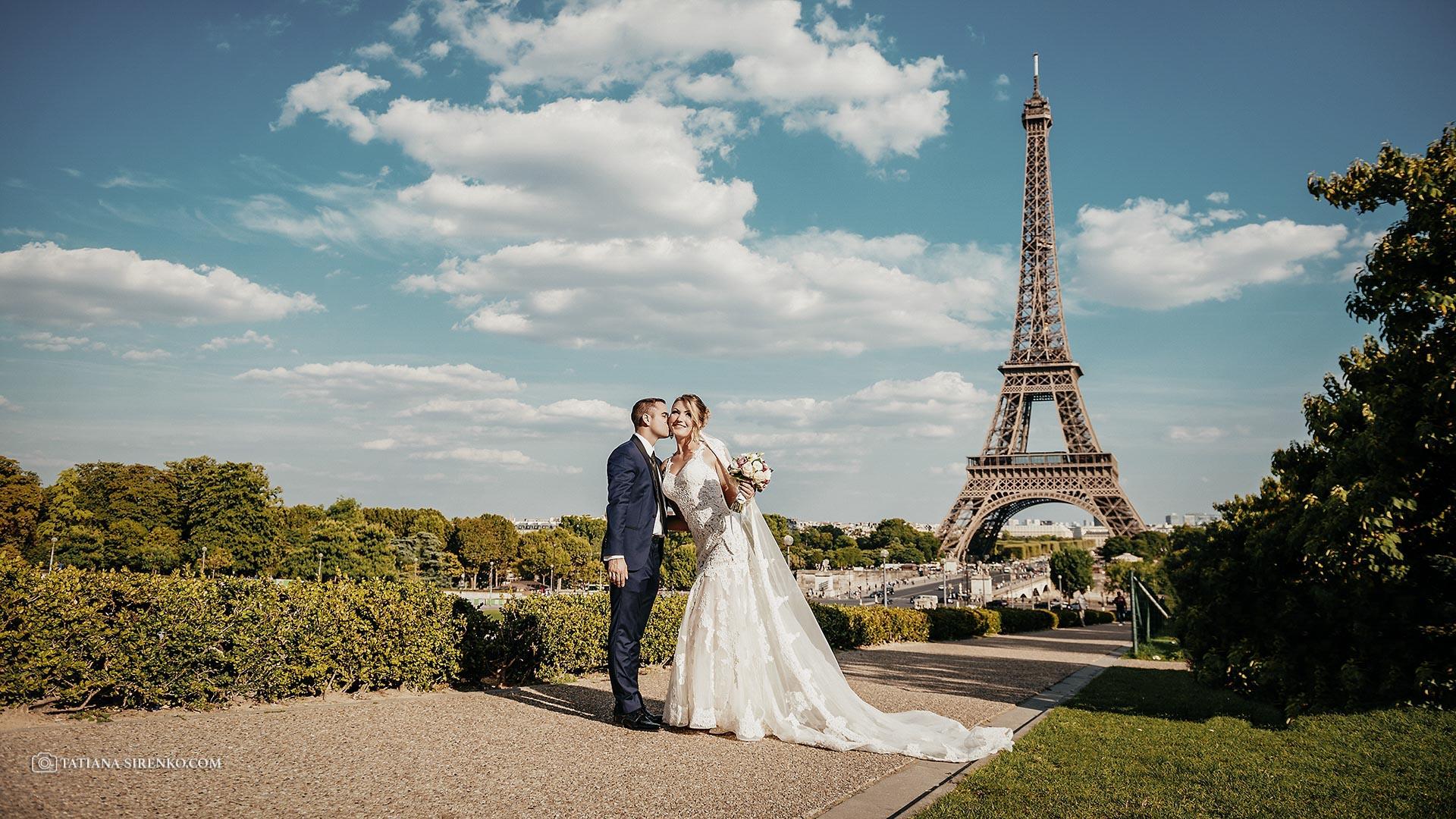 Фотосет в Париже