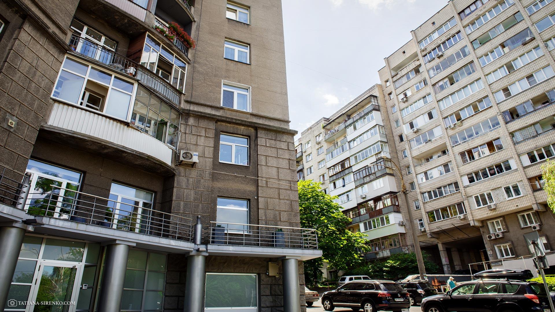 Архитектурный фотограф Киев