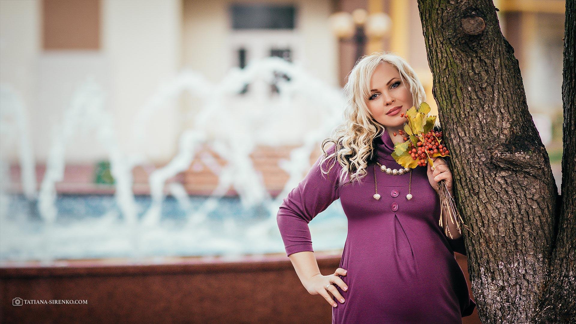 Лучшая фотосессия беременных в Киеве