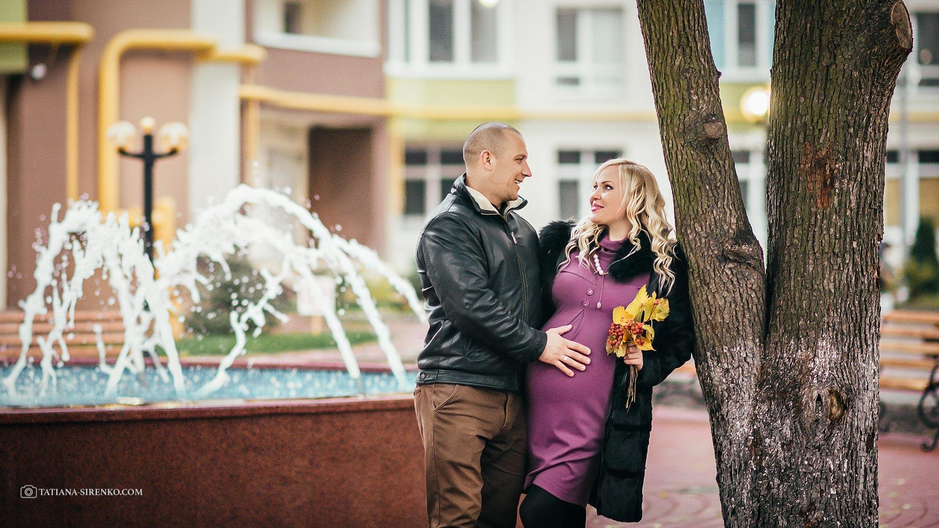 Фотосъемка беременности Киев