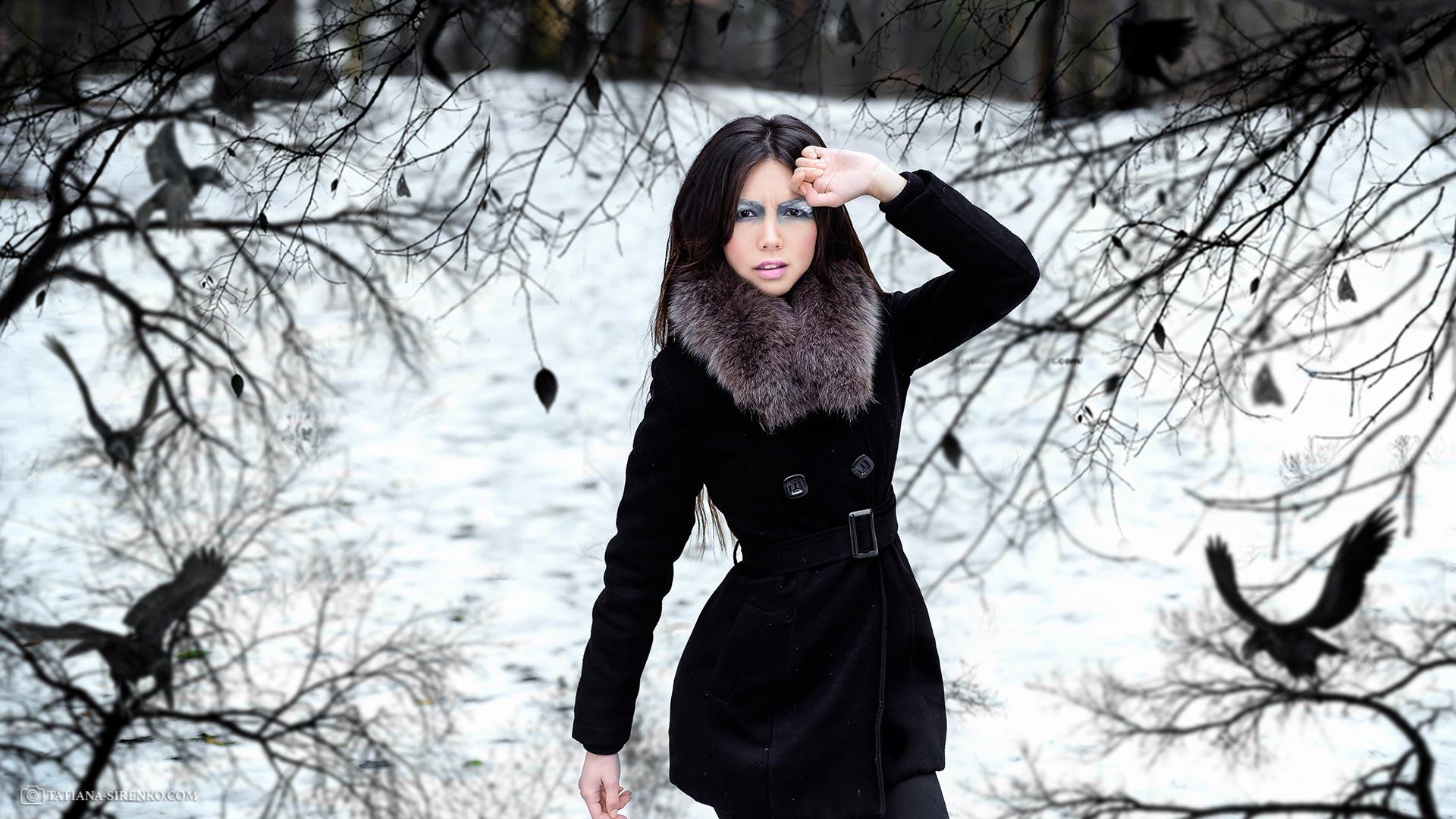 Художественная фотосессия в Киеве