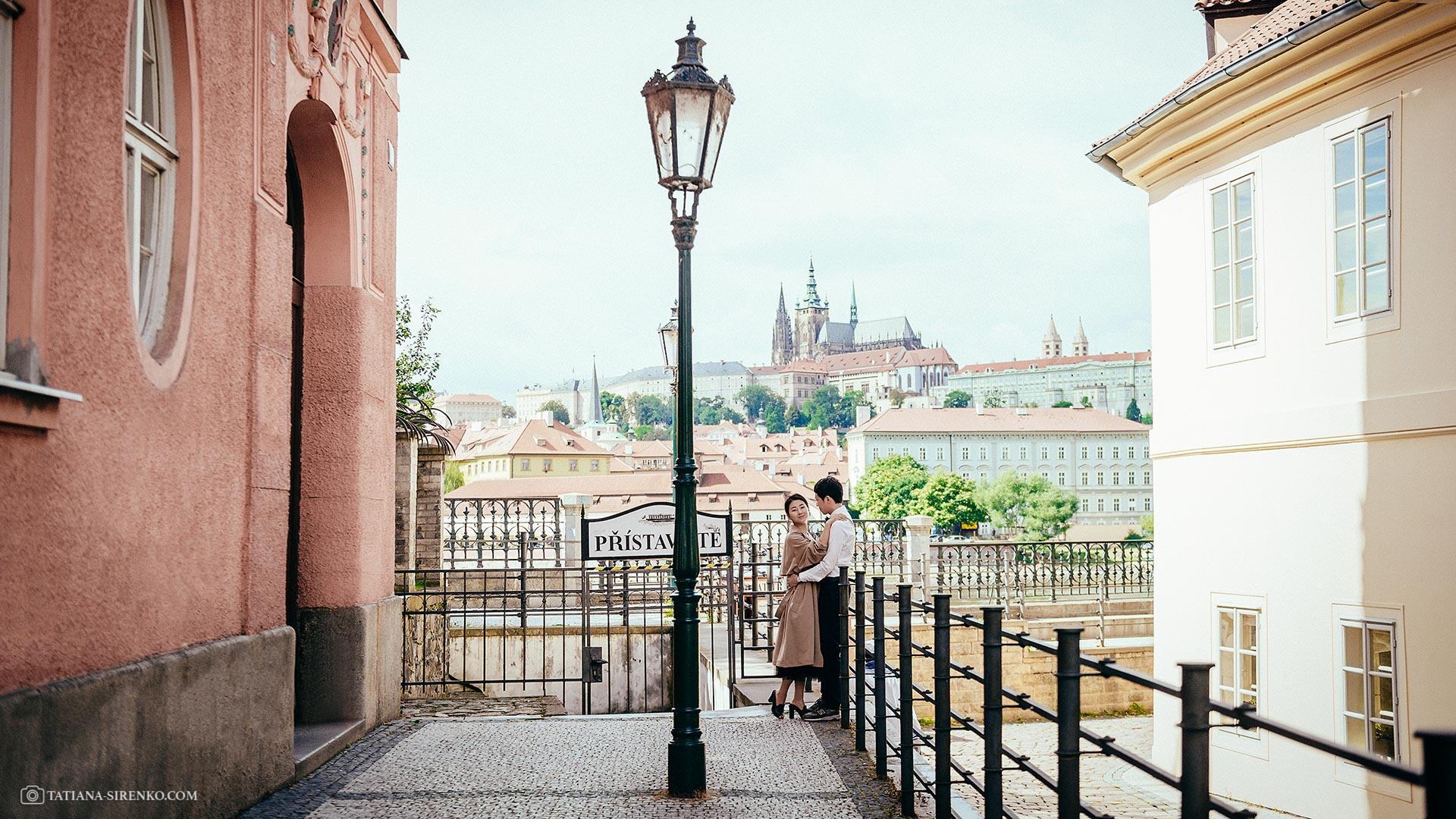 Lovе story в Праге