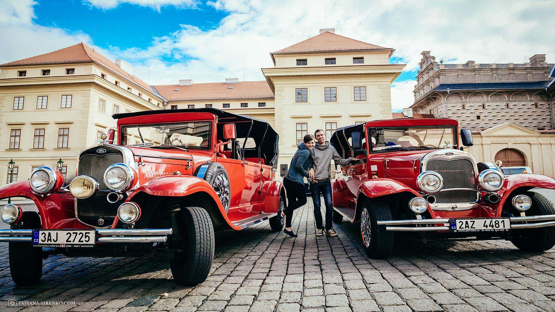 Свадебная фотосъемкав Праге