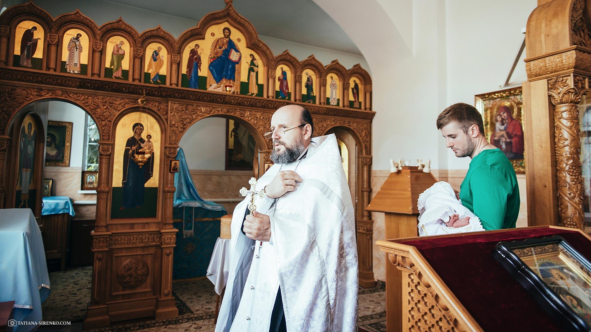 Фотограф на крестины Киев