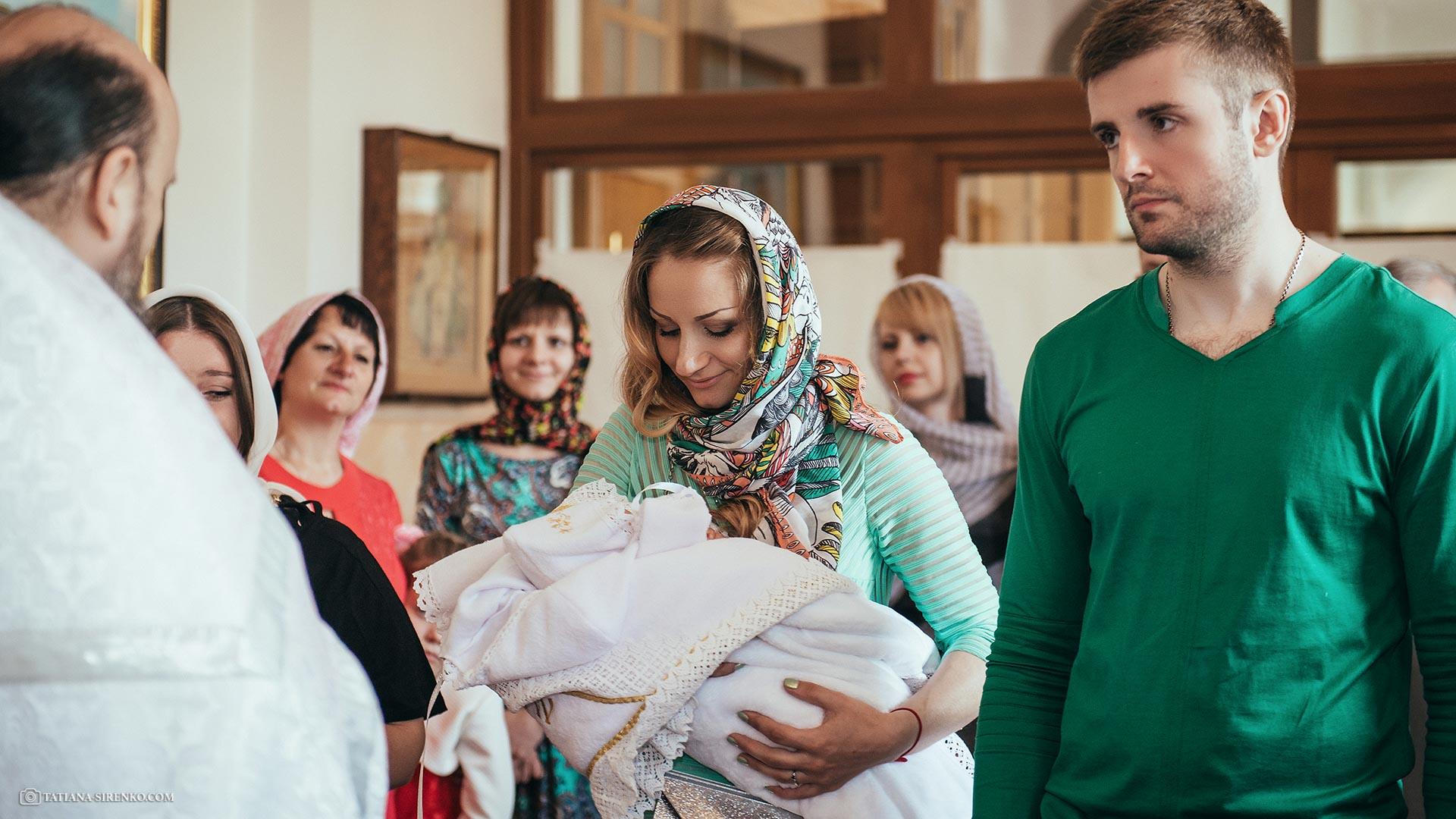 Фотосессия крестин в Феофании