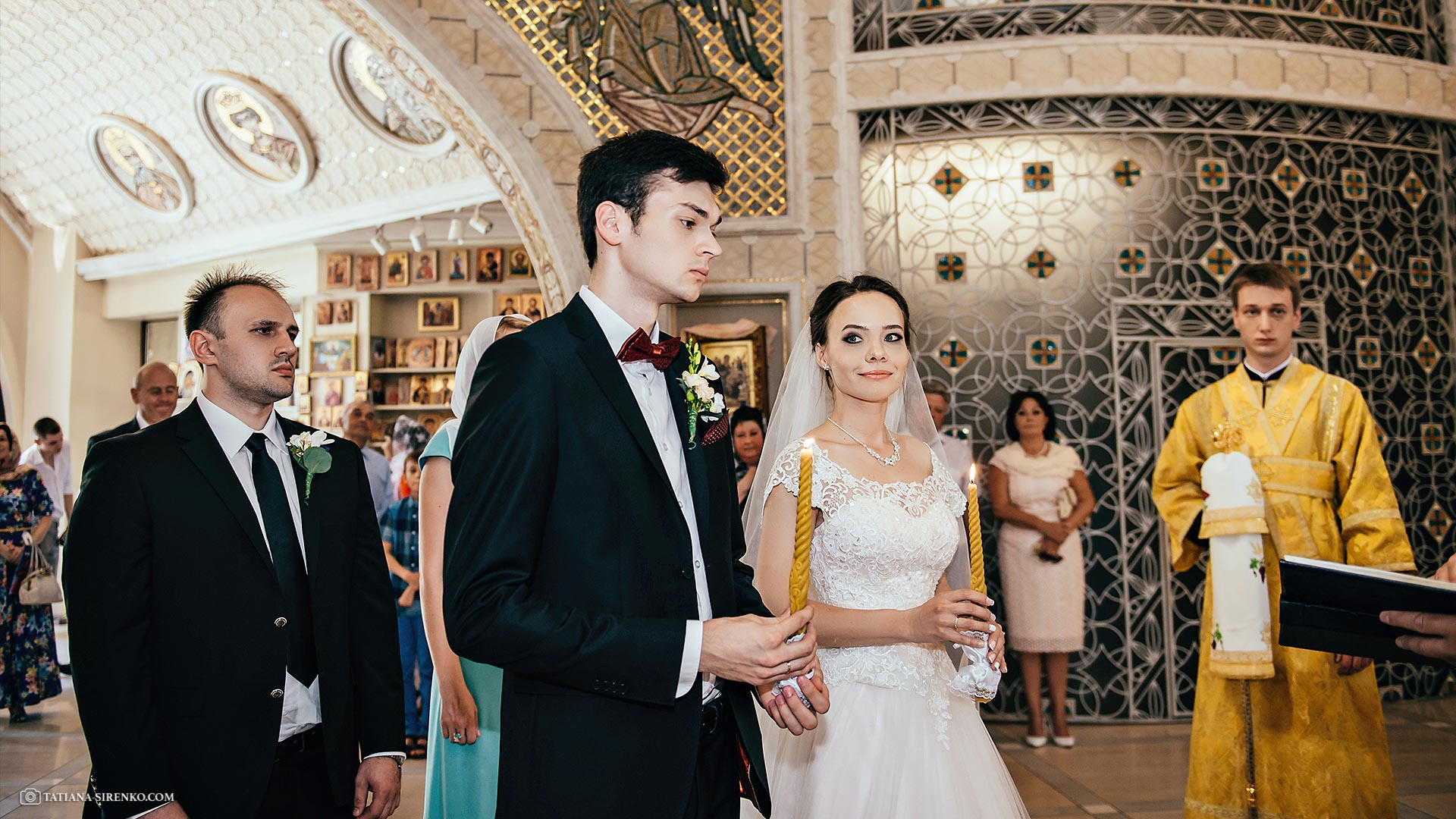 Фотограф на венчание в Киеве