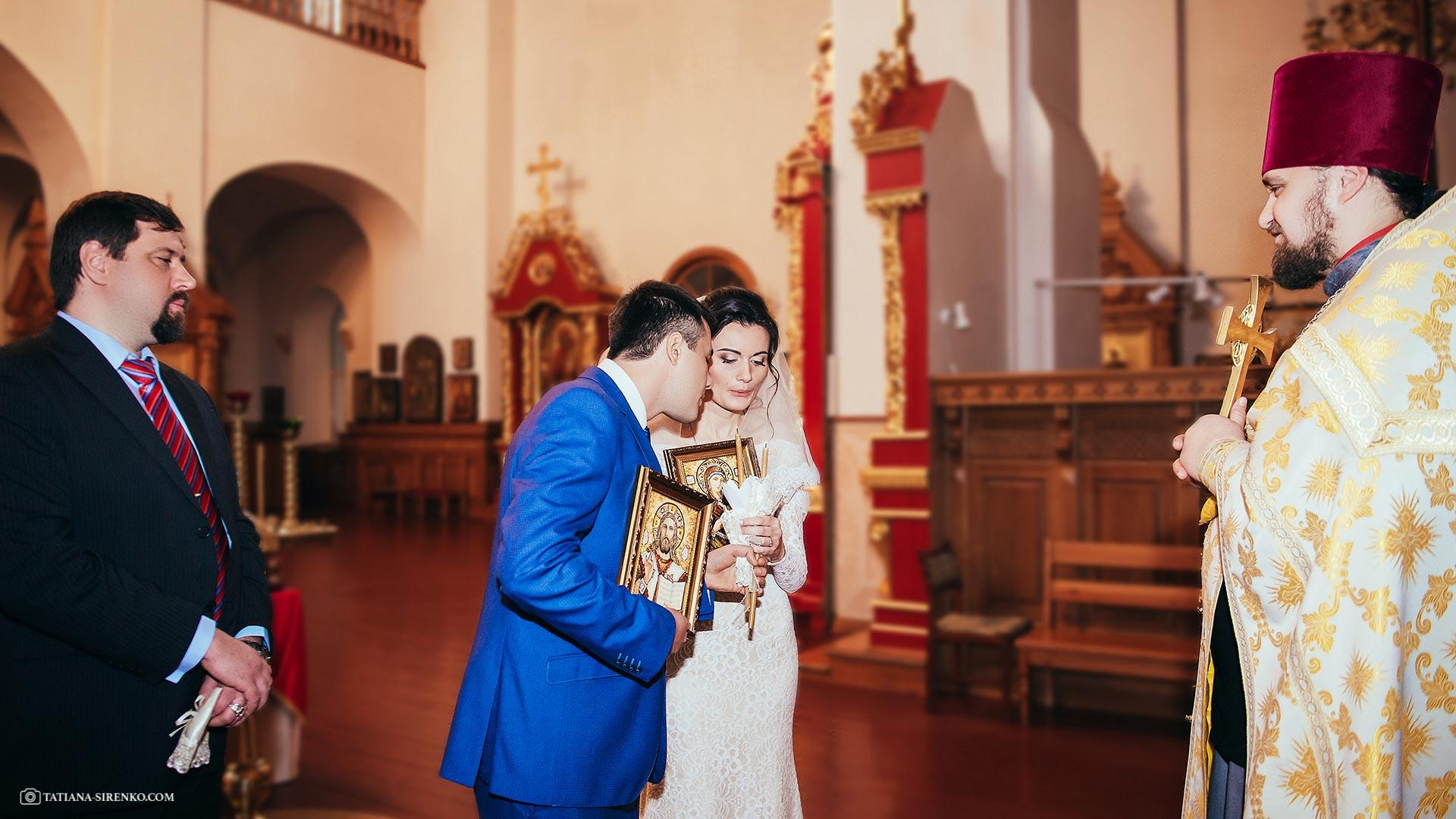 Фотосъемка в церкви