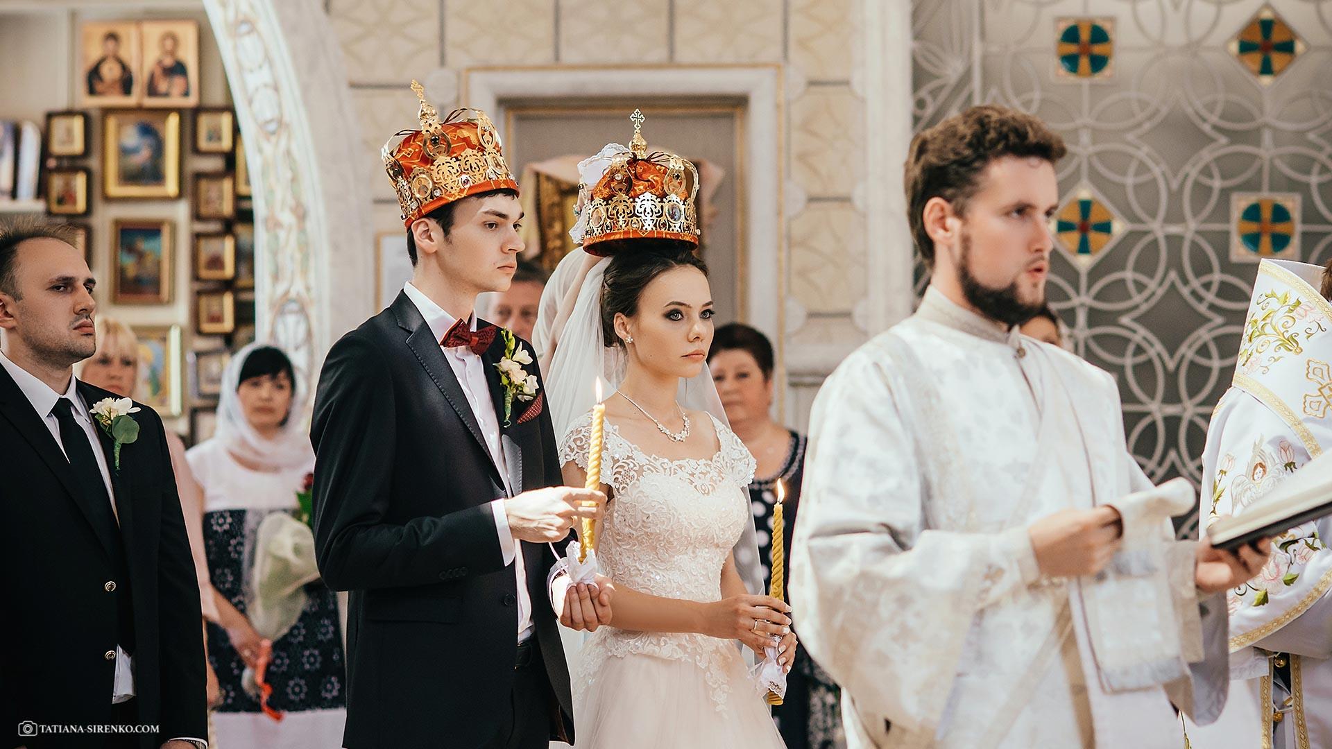 Фотосъемка венчания Киев
