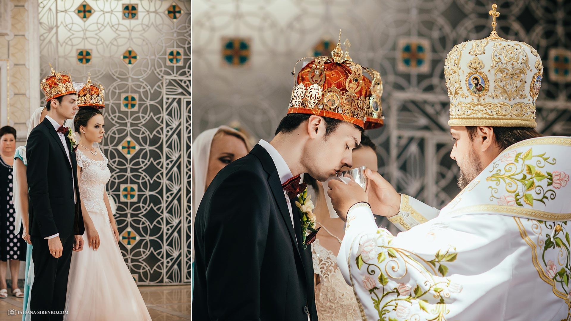 Фотоссесия венчания в Киеве