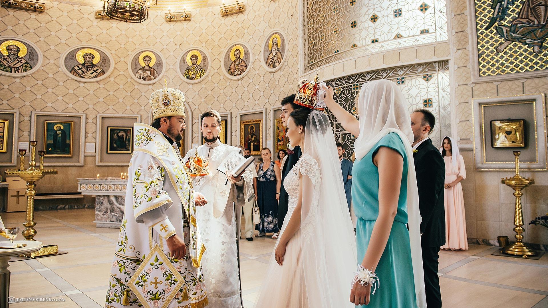 Фотограф на венчание Киев