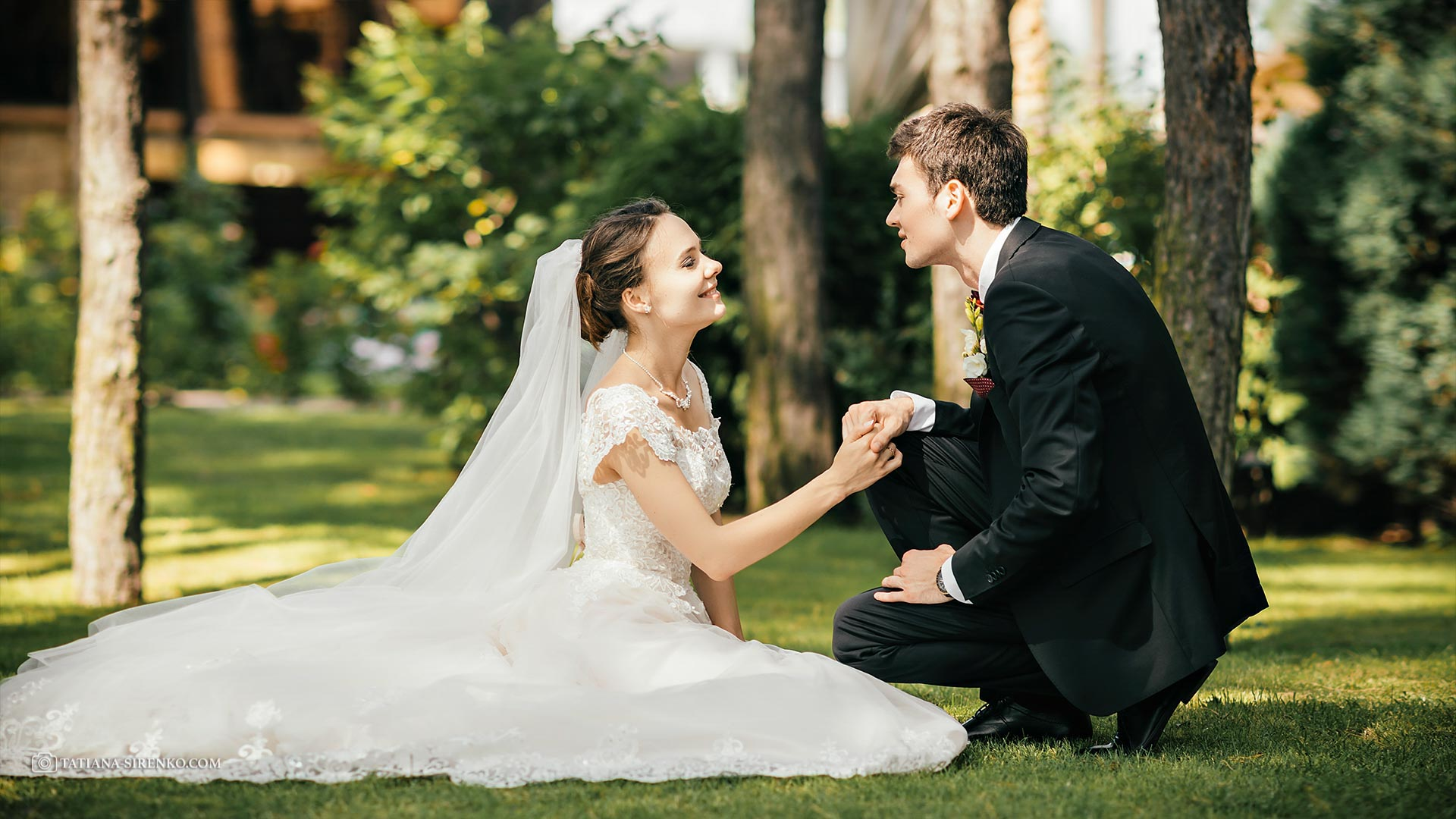 Свадебная фотосессия в Триполье