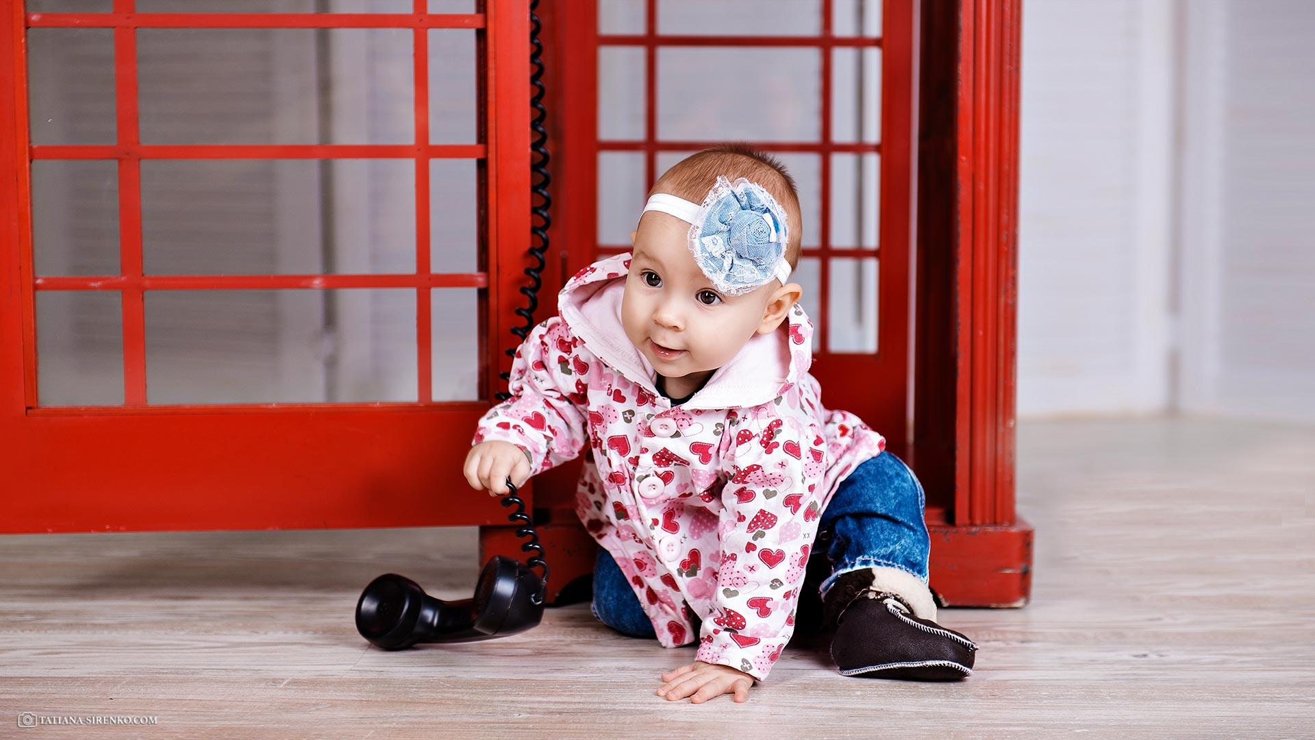 Детская фотосессия киев недорого