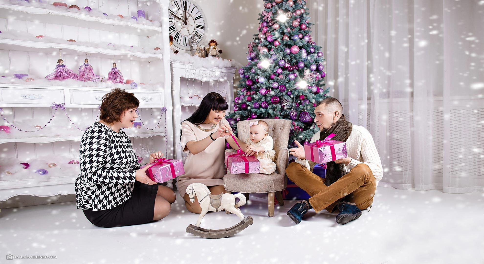 Семейная фотосессия киев недорого