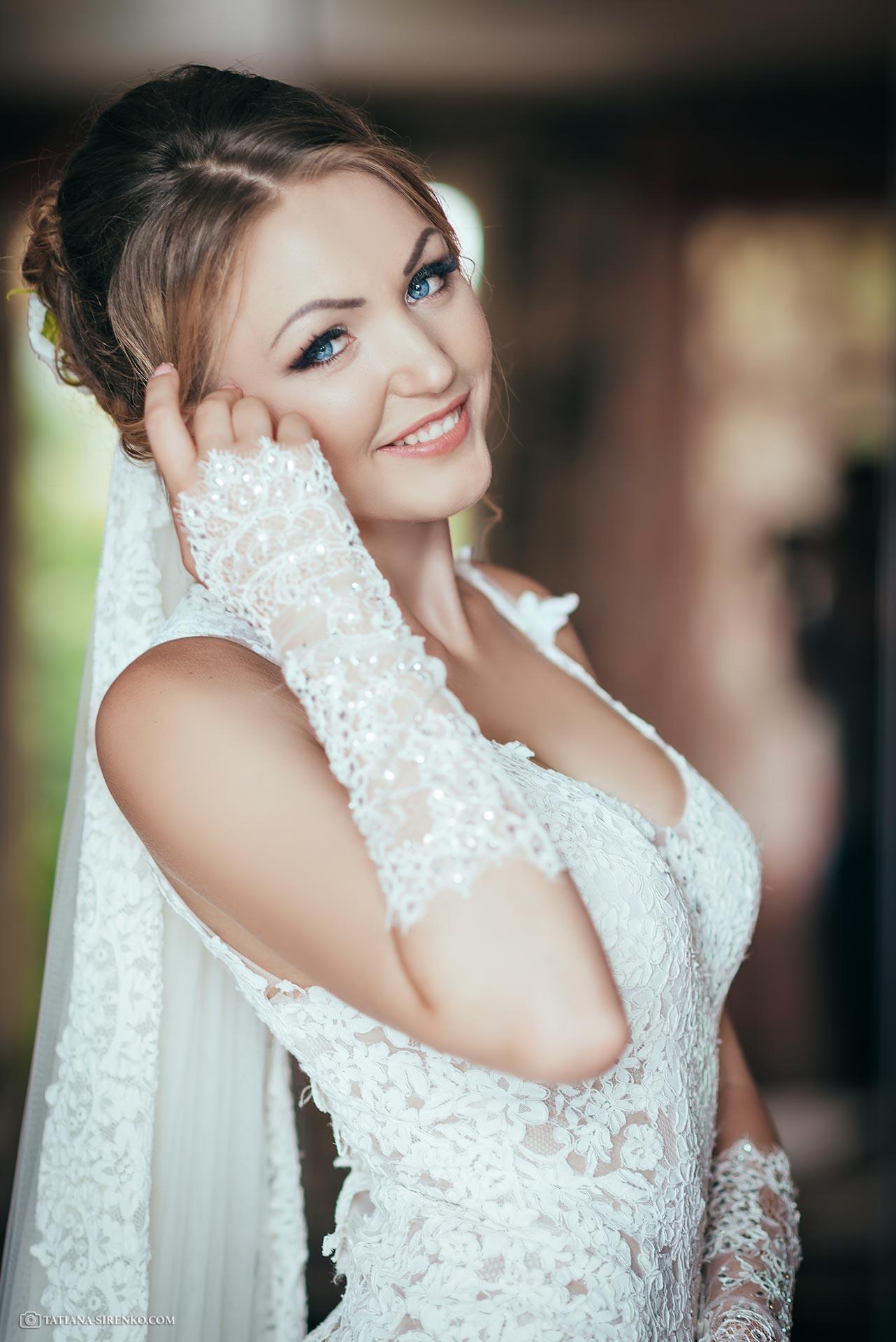 Фотограф утро невесты