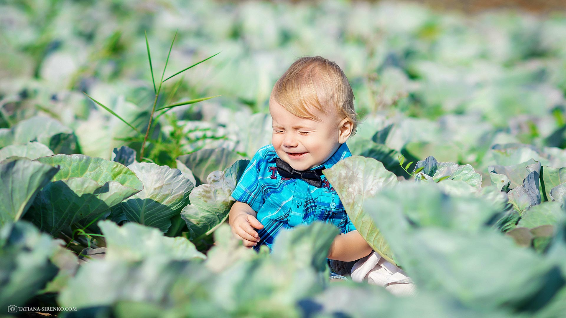 Фотосъемка ребенка