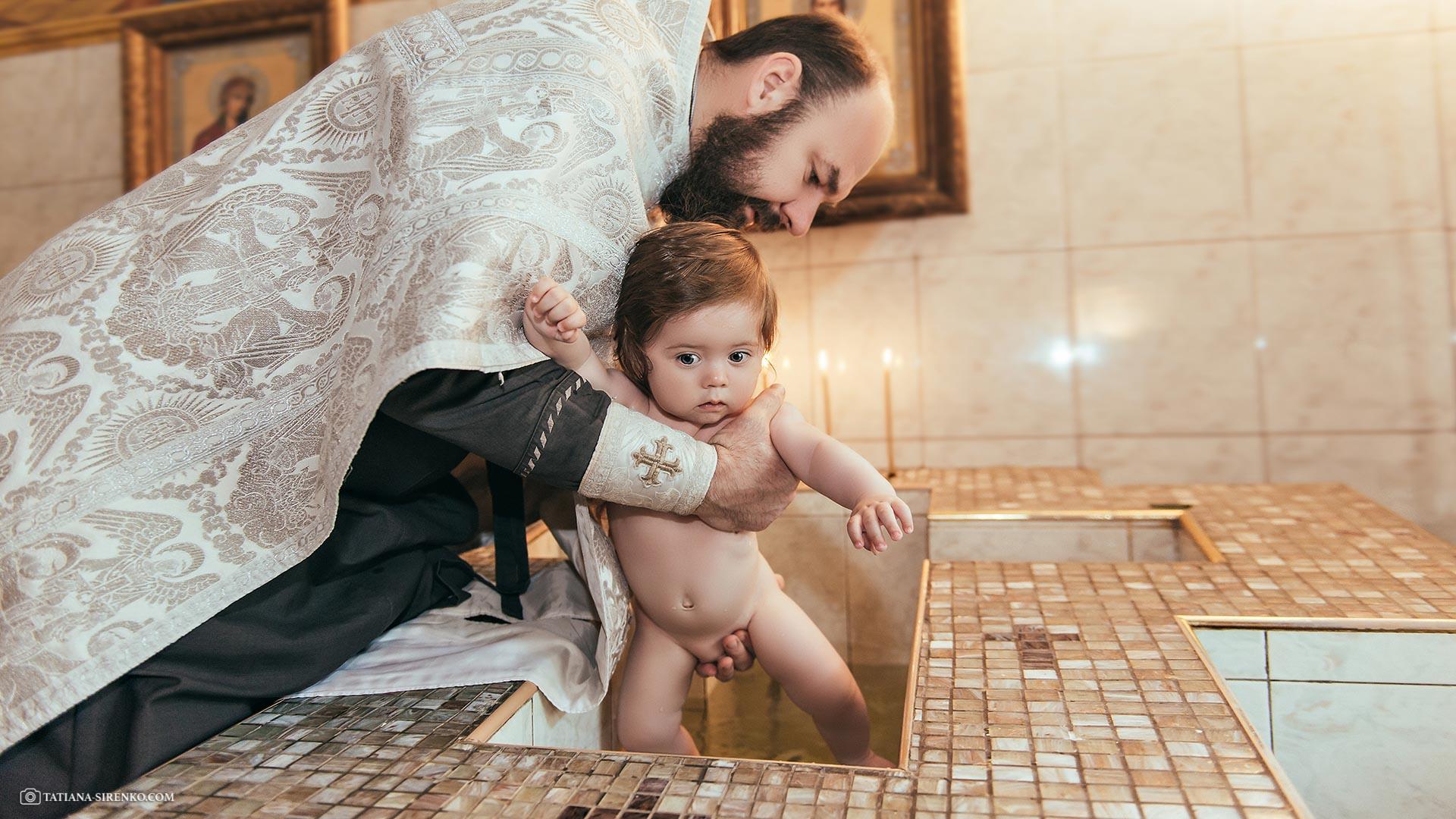 Фотосессия крестин в Киеве