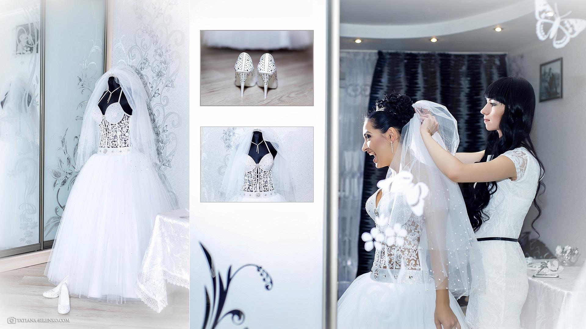 Утро невесты свадьба Киев