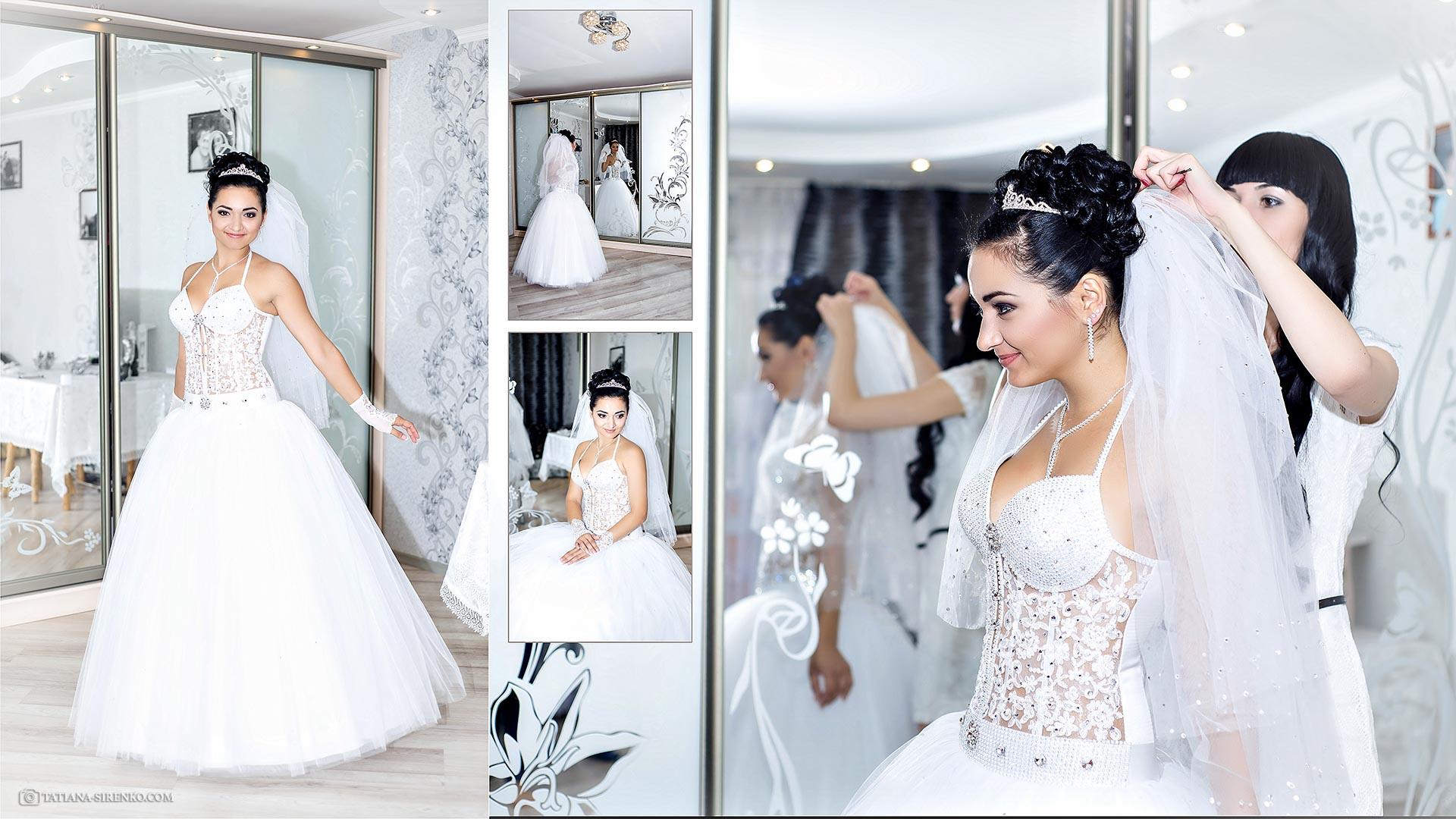 Утро невесты свадьба