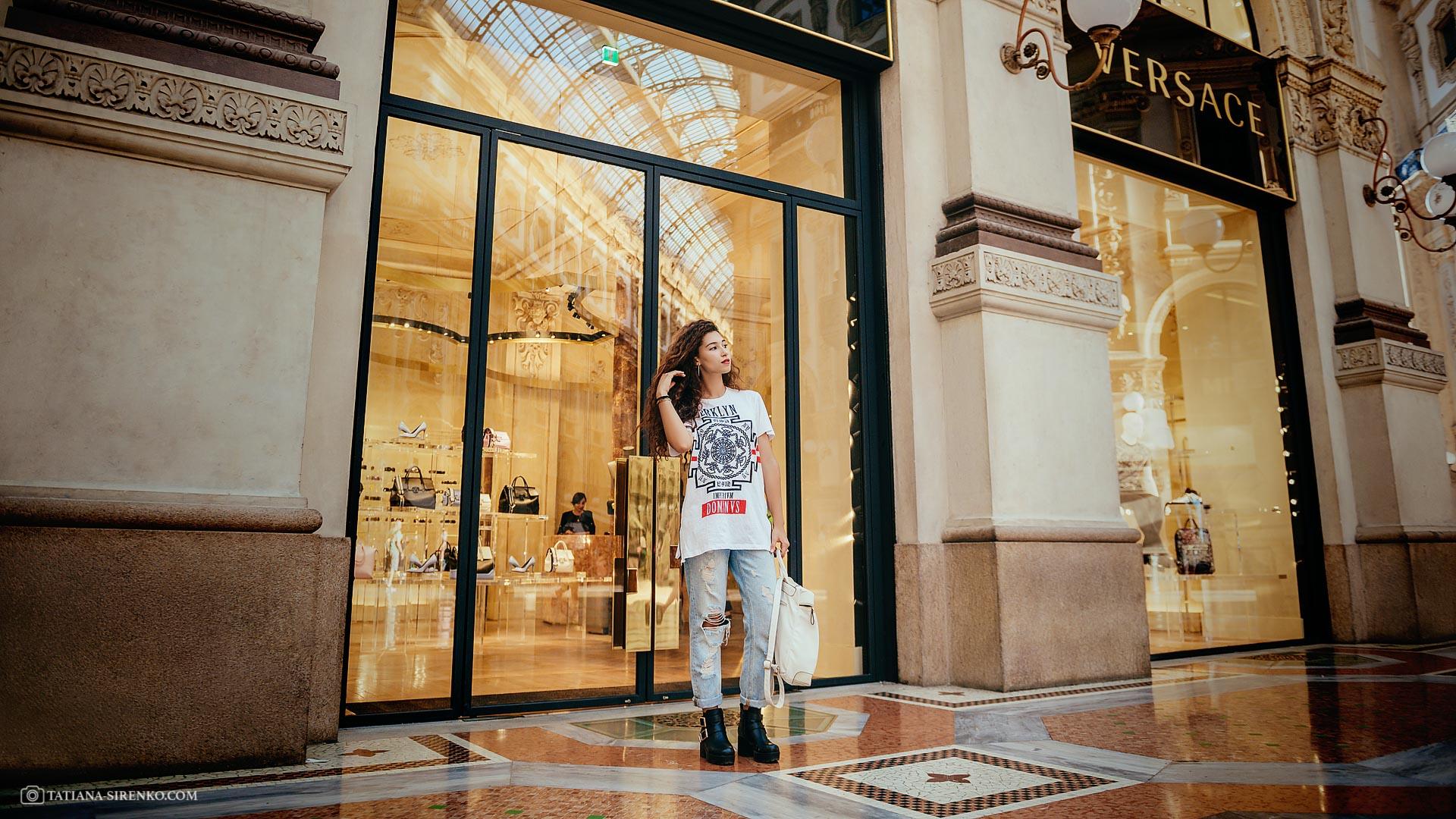 Фотограф в Милане, Италия