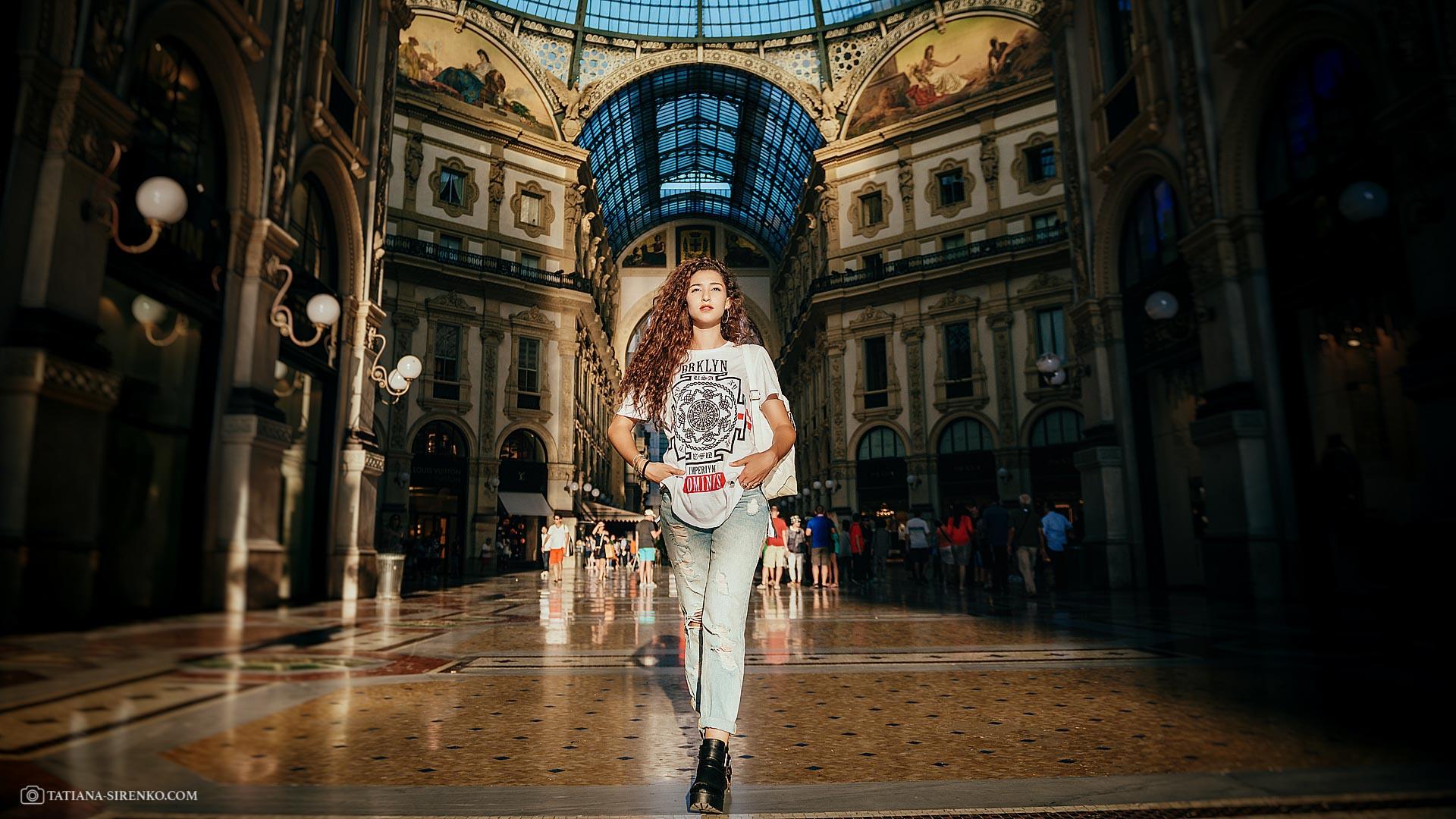 Фотосъемка Милан