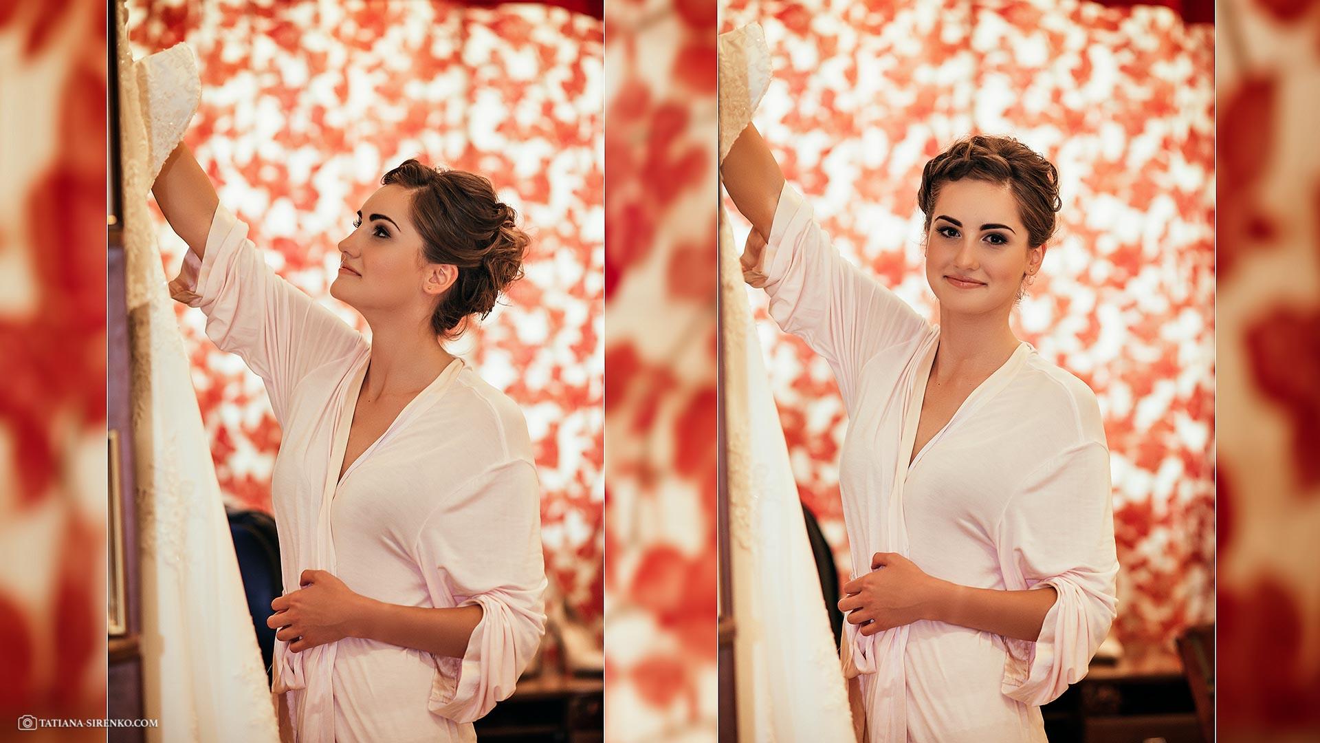 Утро невесты Фотограф