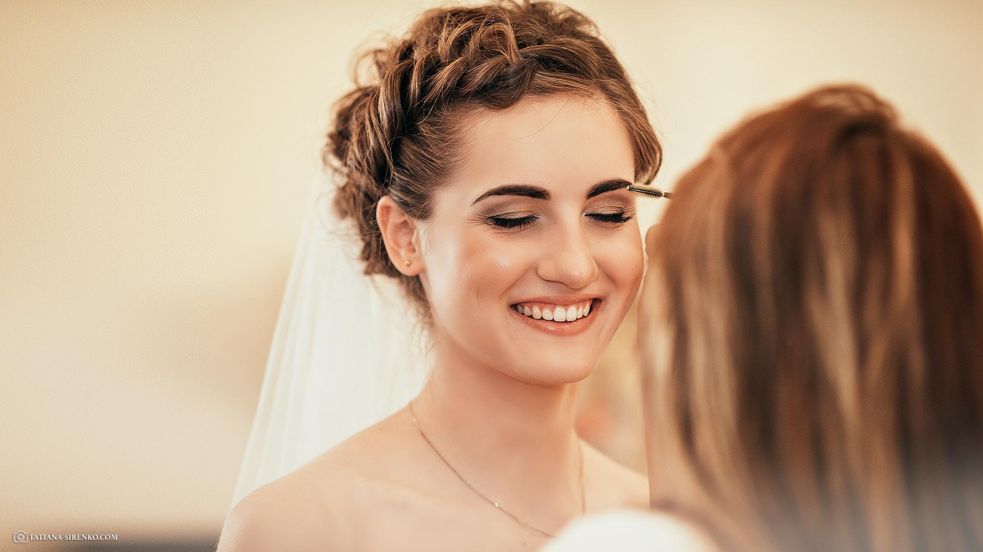 Визажист на свадьбу