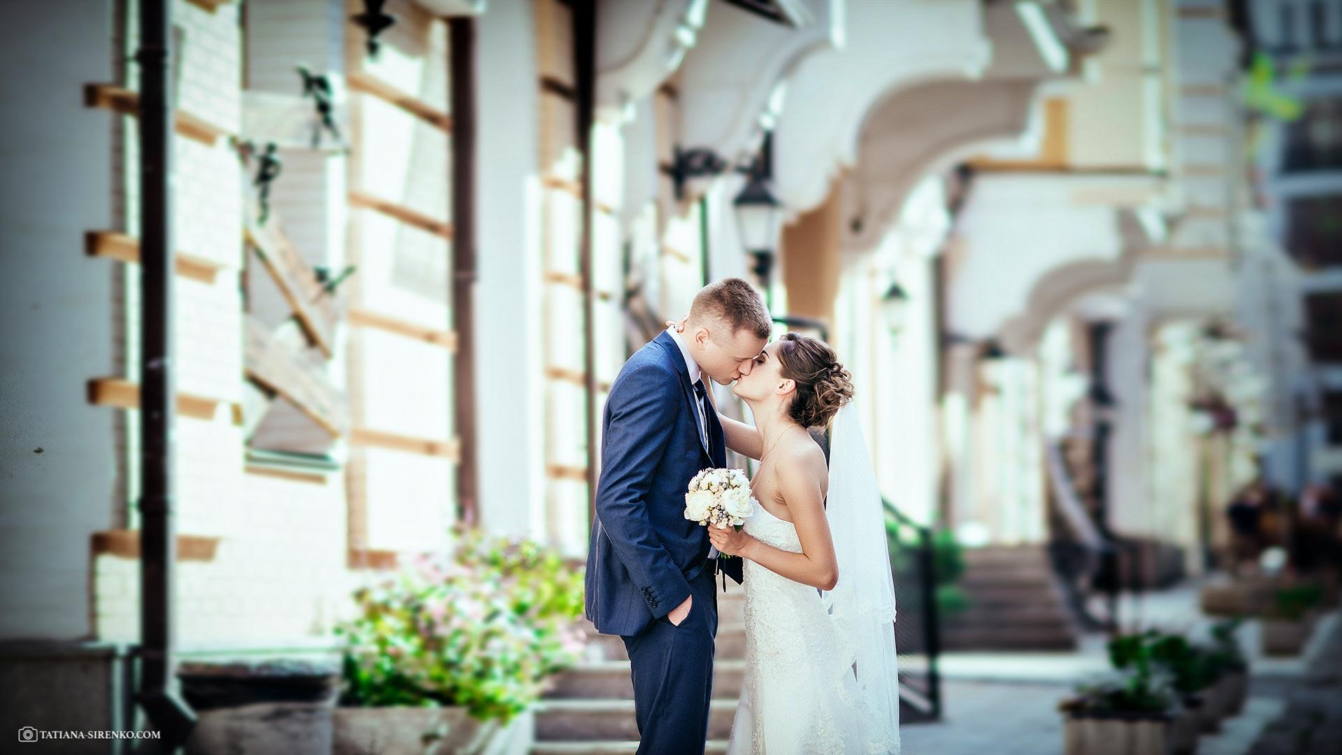 Свадебная фотографияВоздвиженка
