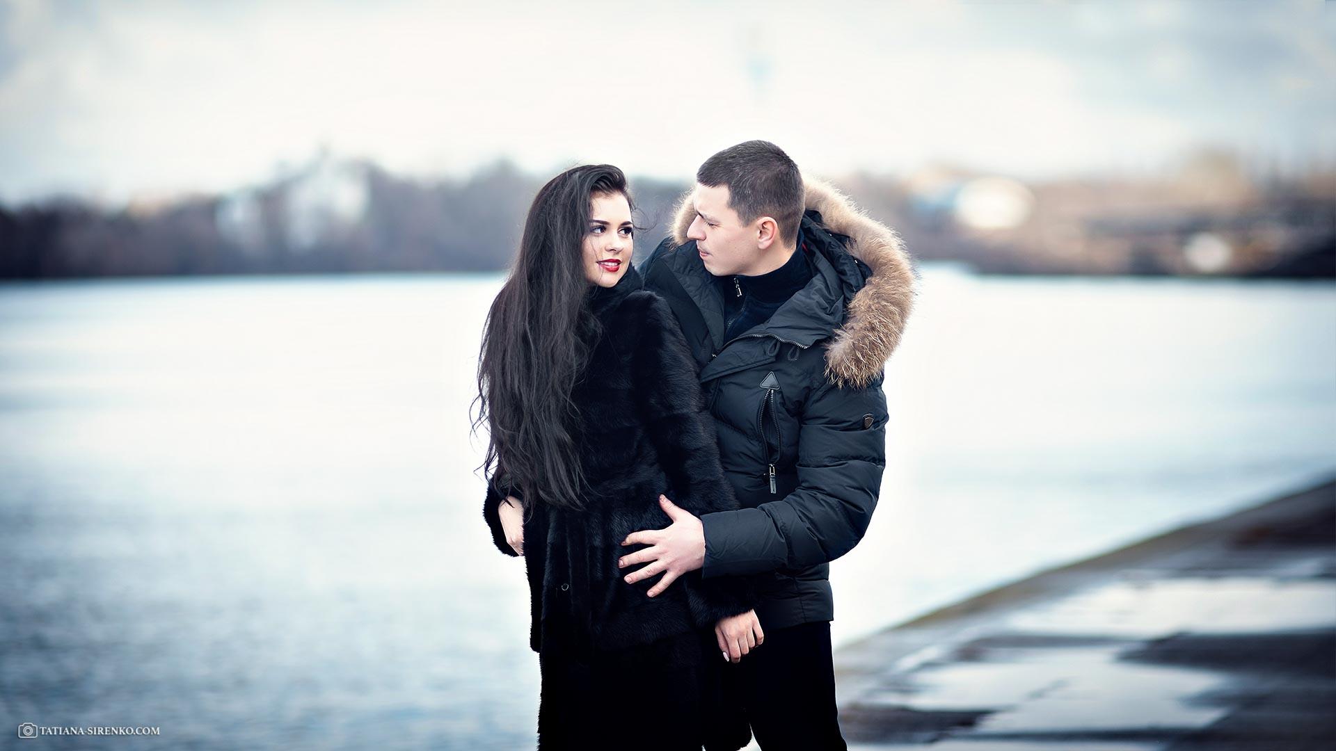 Фотосессия Love Story для влюблённых