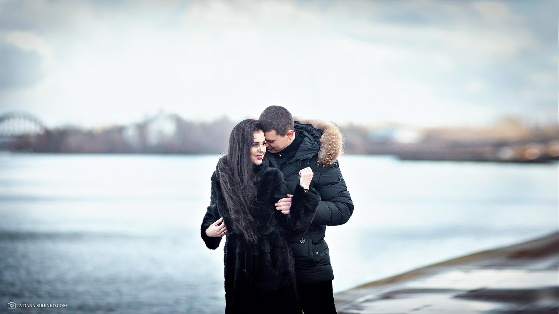 Фотосессия love story Киев