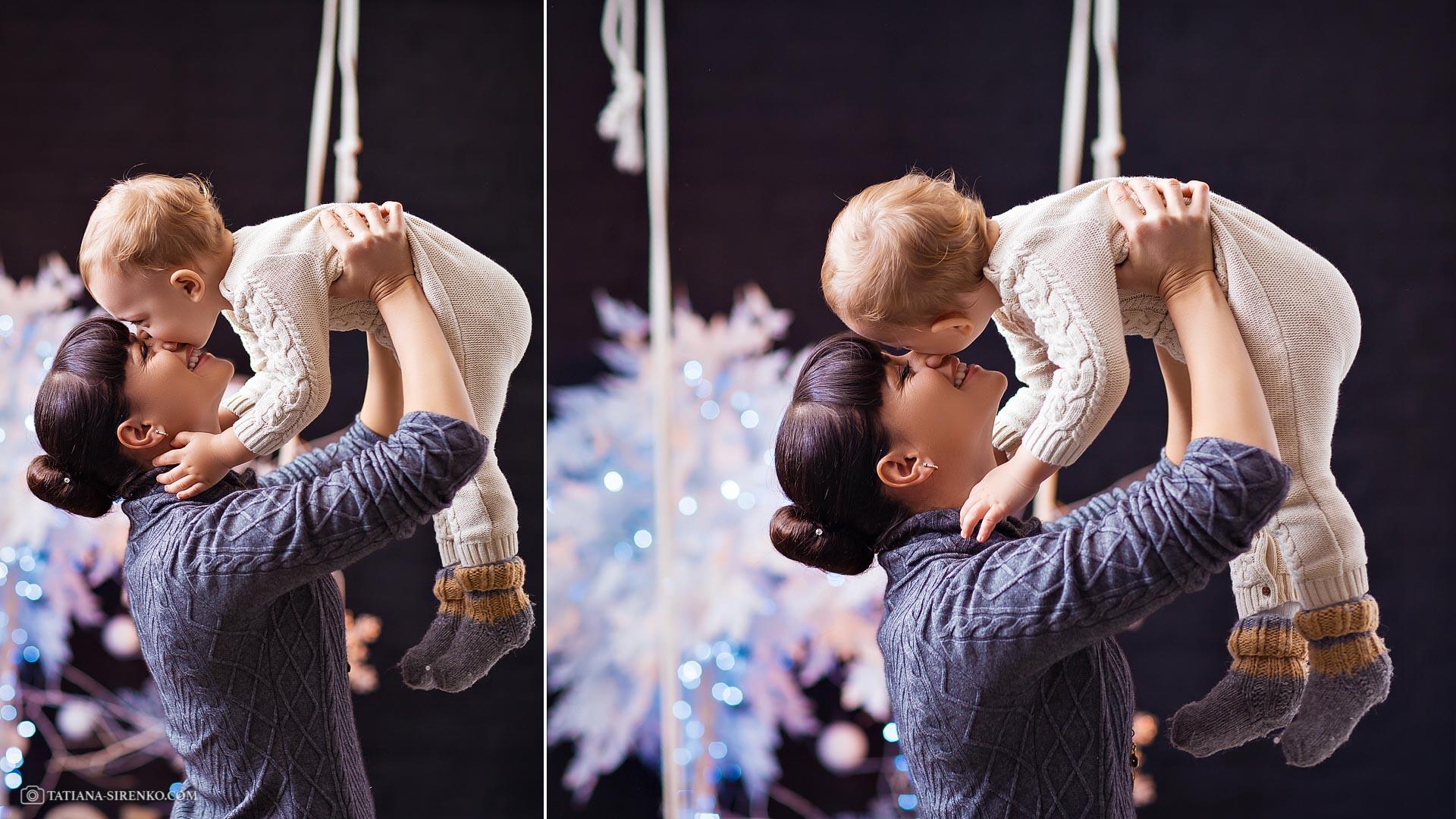 Семейная и детская фотосъемка Киев