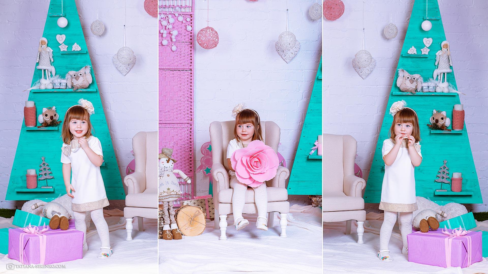 Детская фотосессия киев