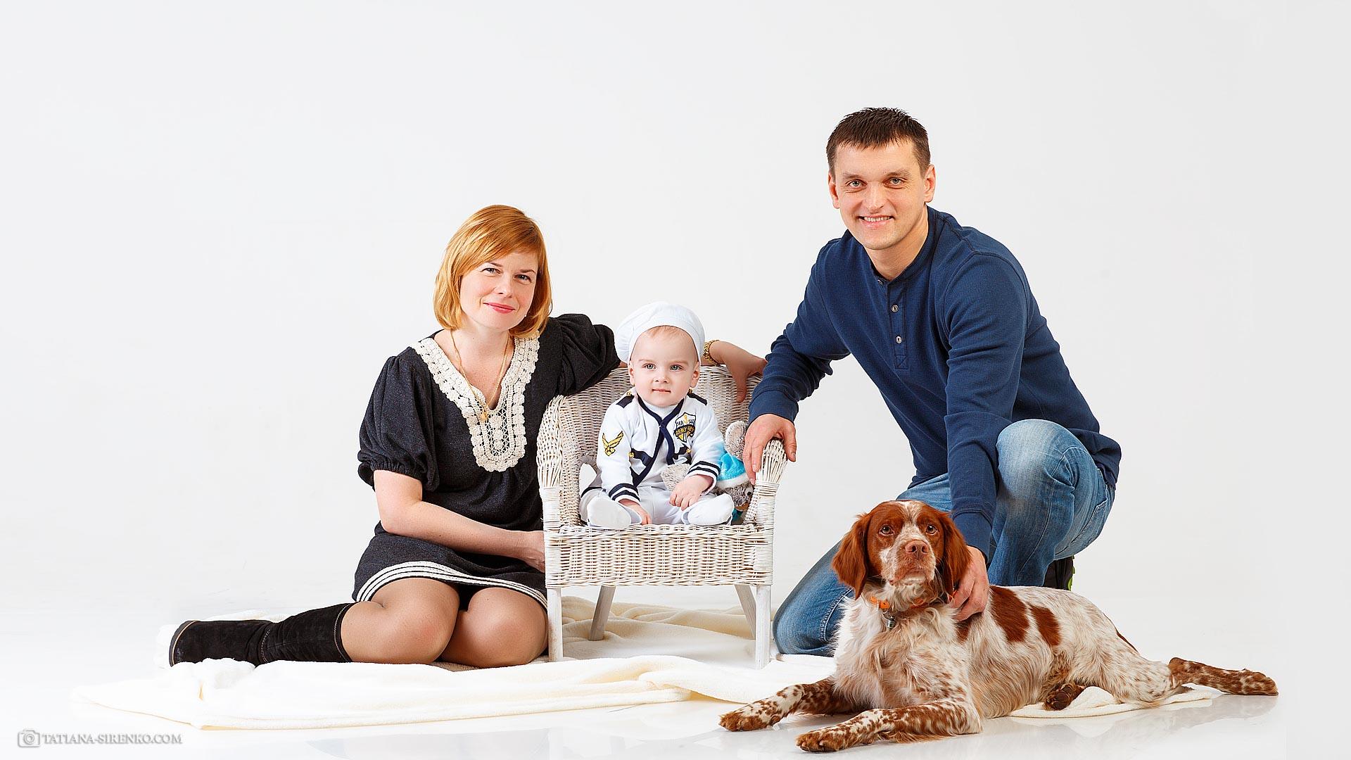 Семейный фотограф Киев