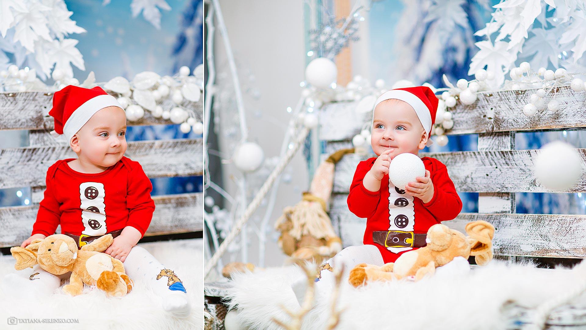 Детская фотосессия в Киеве в детской фотостудии