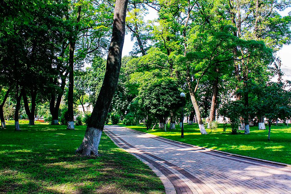 Маринский парк