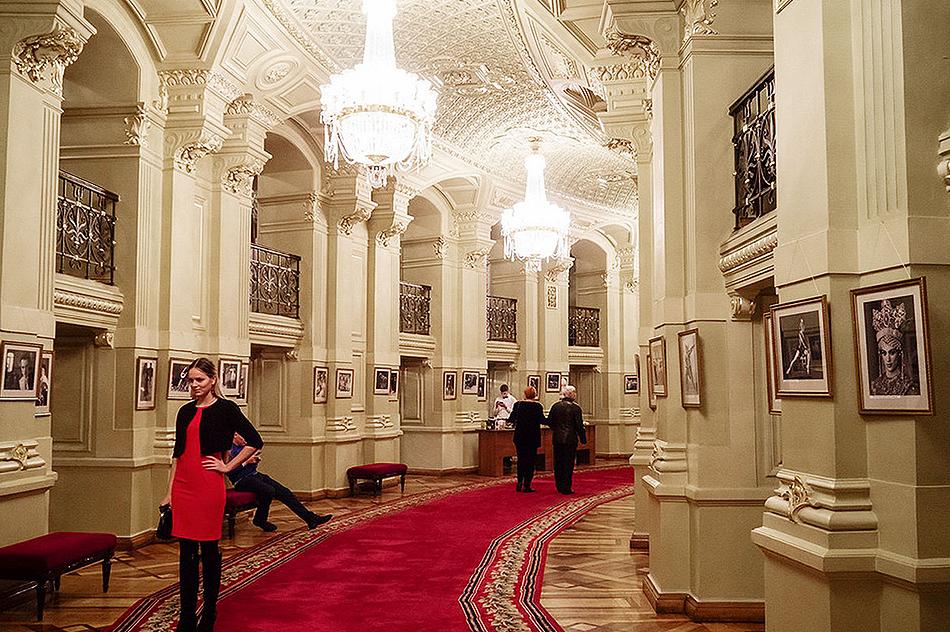 киевский оперный театр