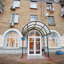 шевченковский загс фасад
