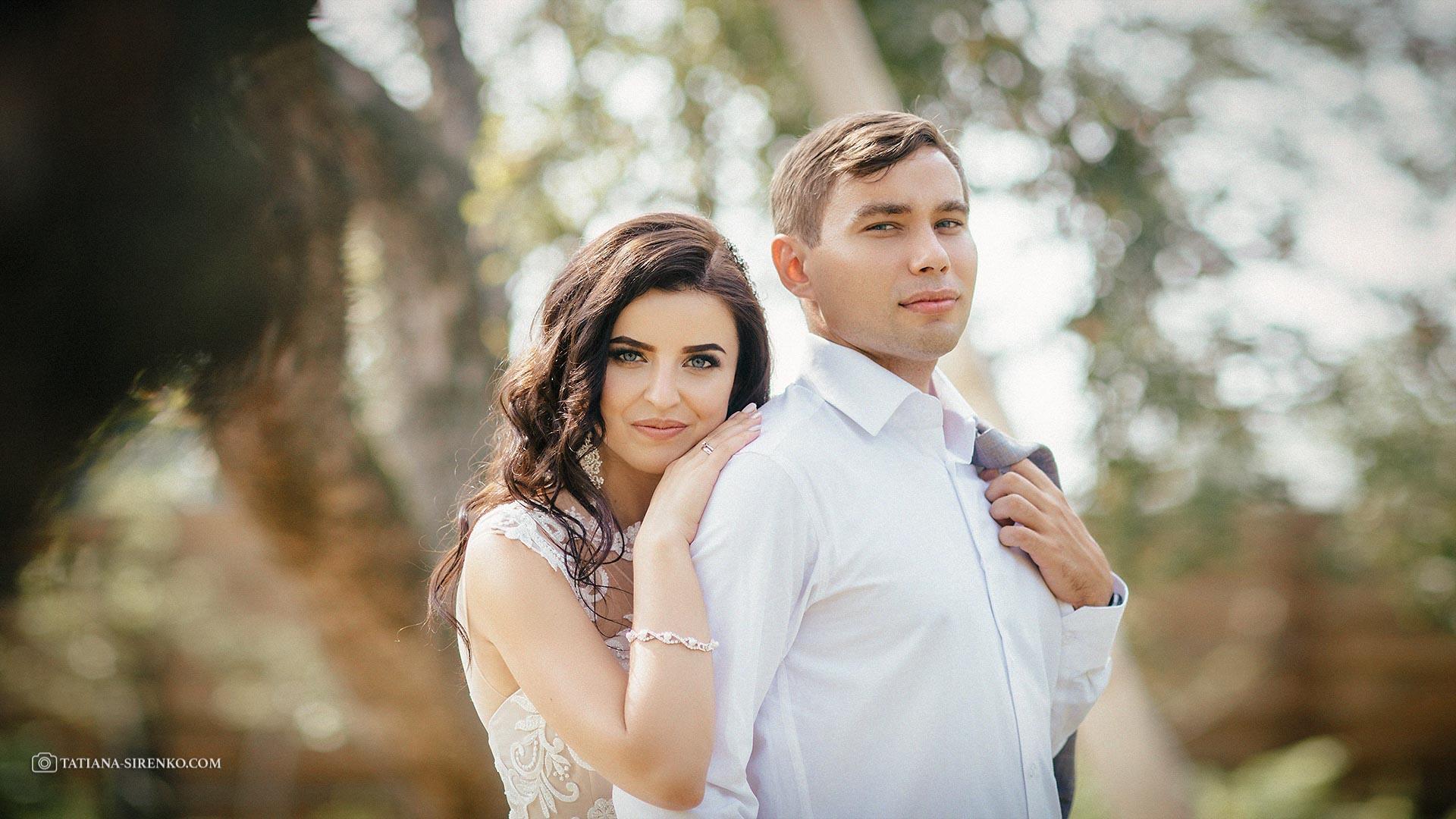 Свадебная фотосессия Чабаны