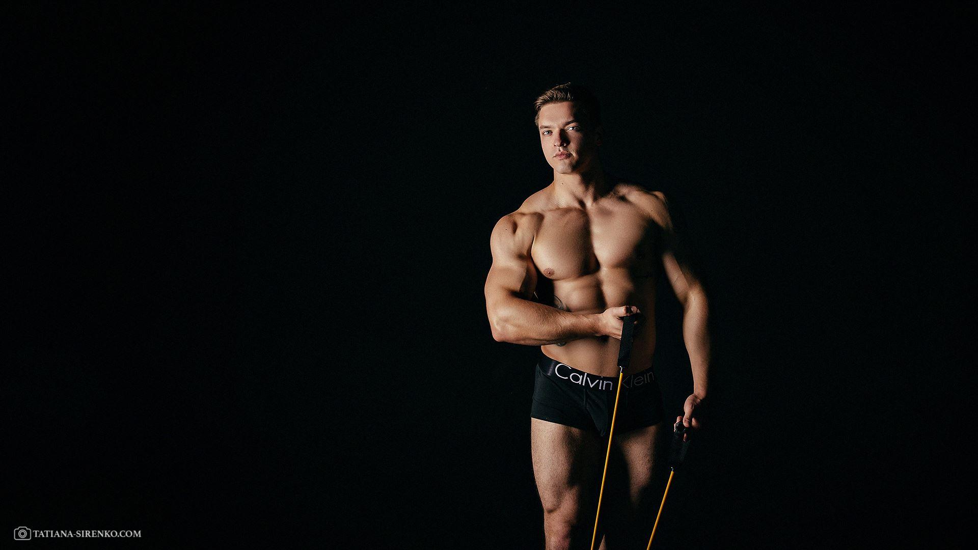 Фотограф фитнес-бикиняшки