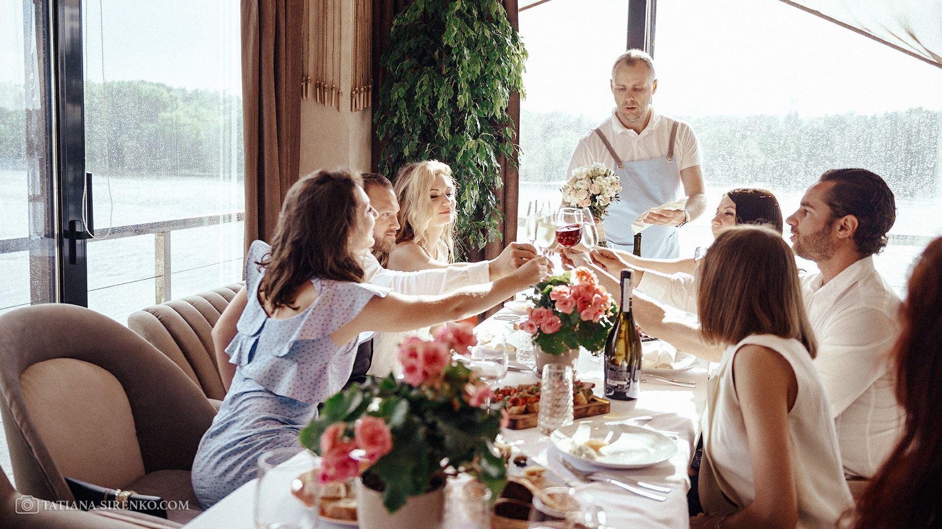 ресторан ривьера свадьба